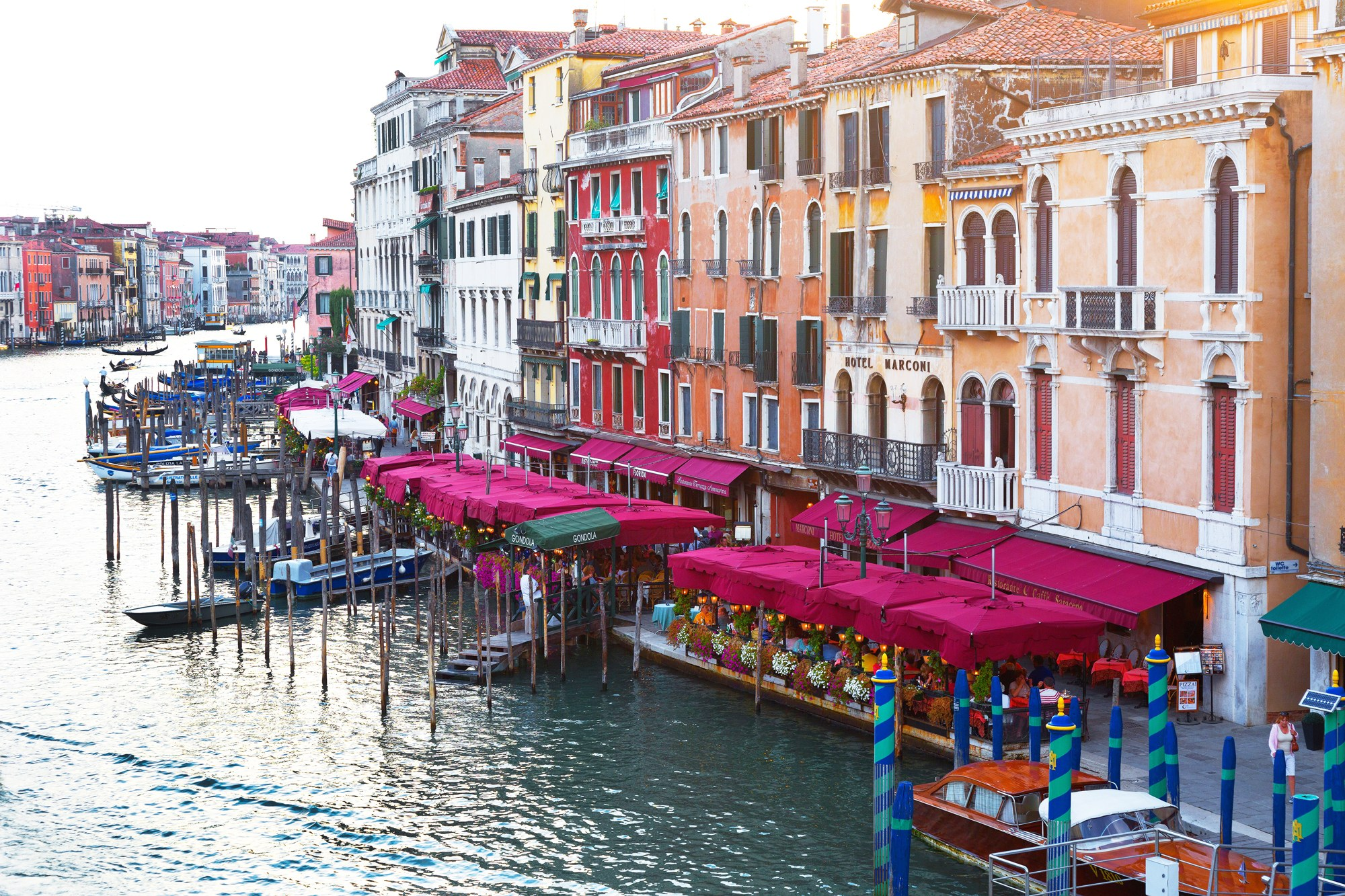 The Not-for-Tourists Dining Guide to Venice - Vogue