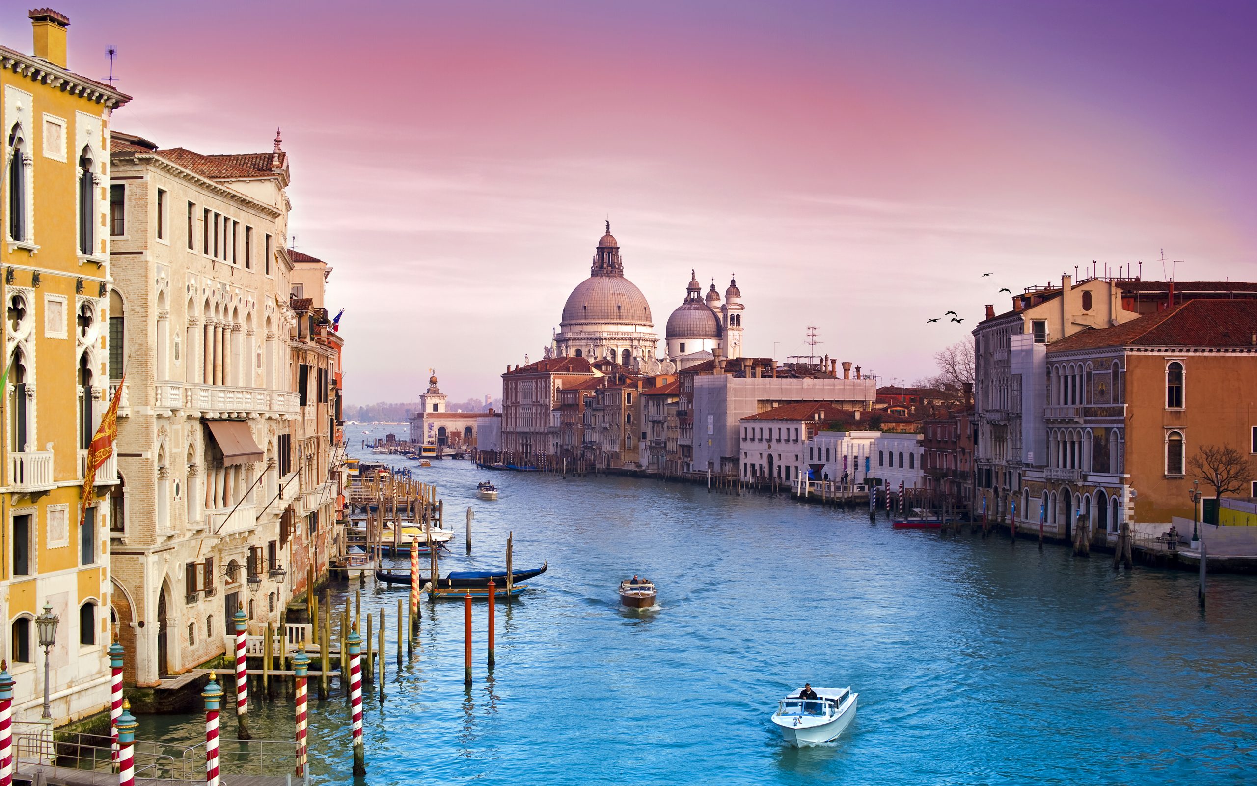 Wallpaper Venice, Italy, Grand Canal, Architecture, City, World, #200