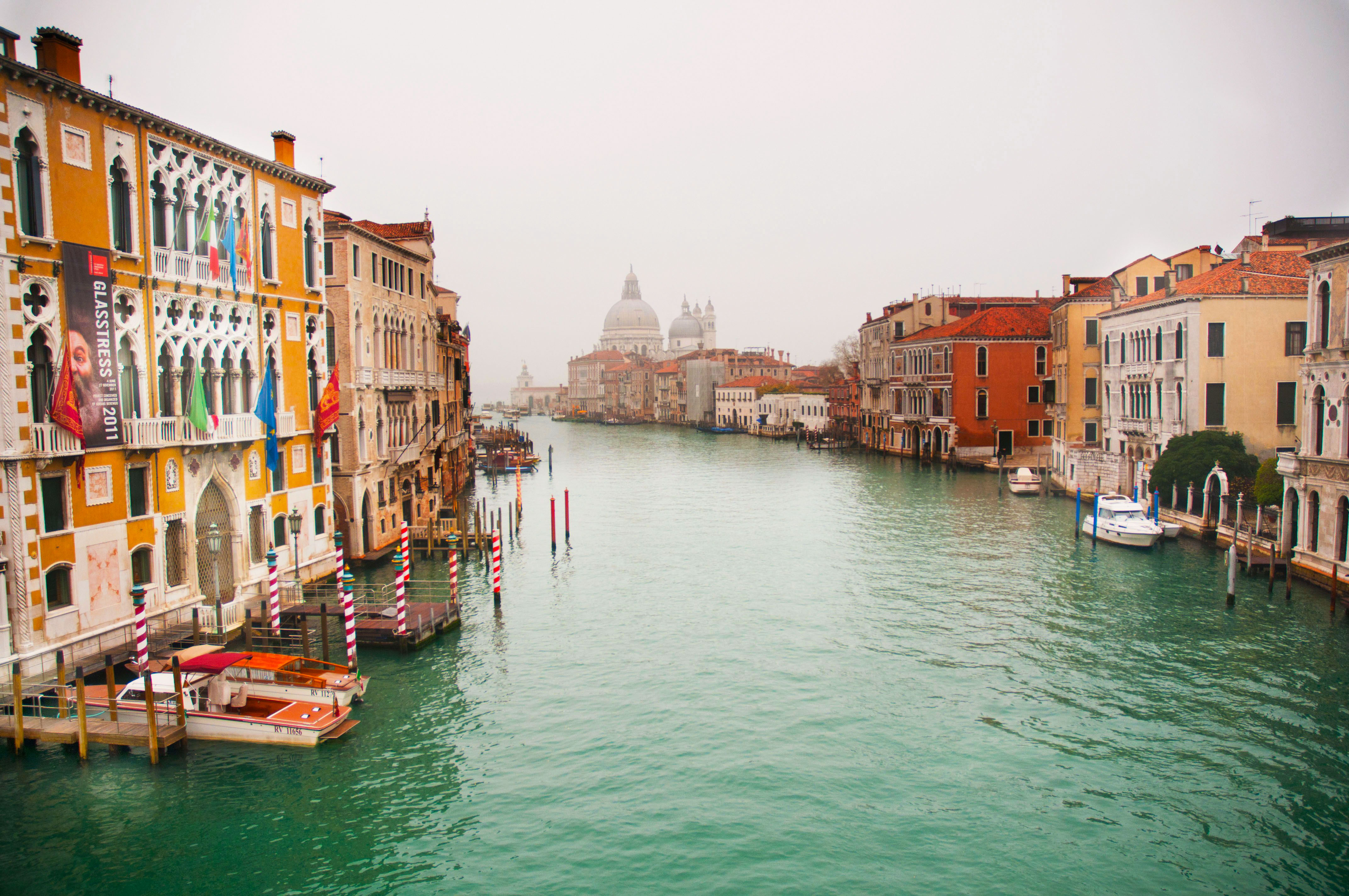 Canal Grande- Venice, Italy | Brittany Reed