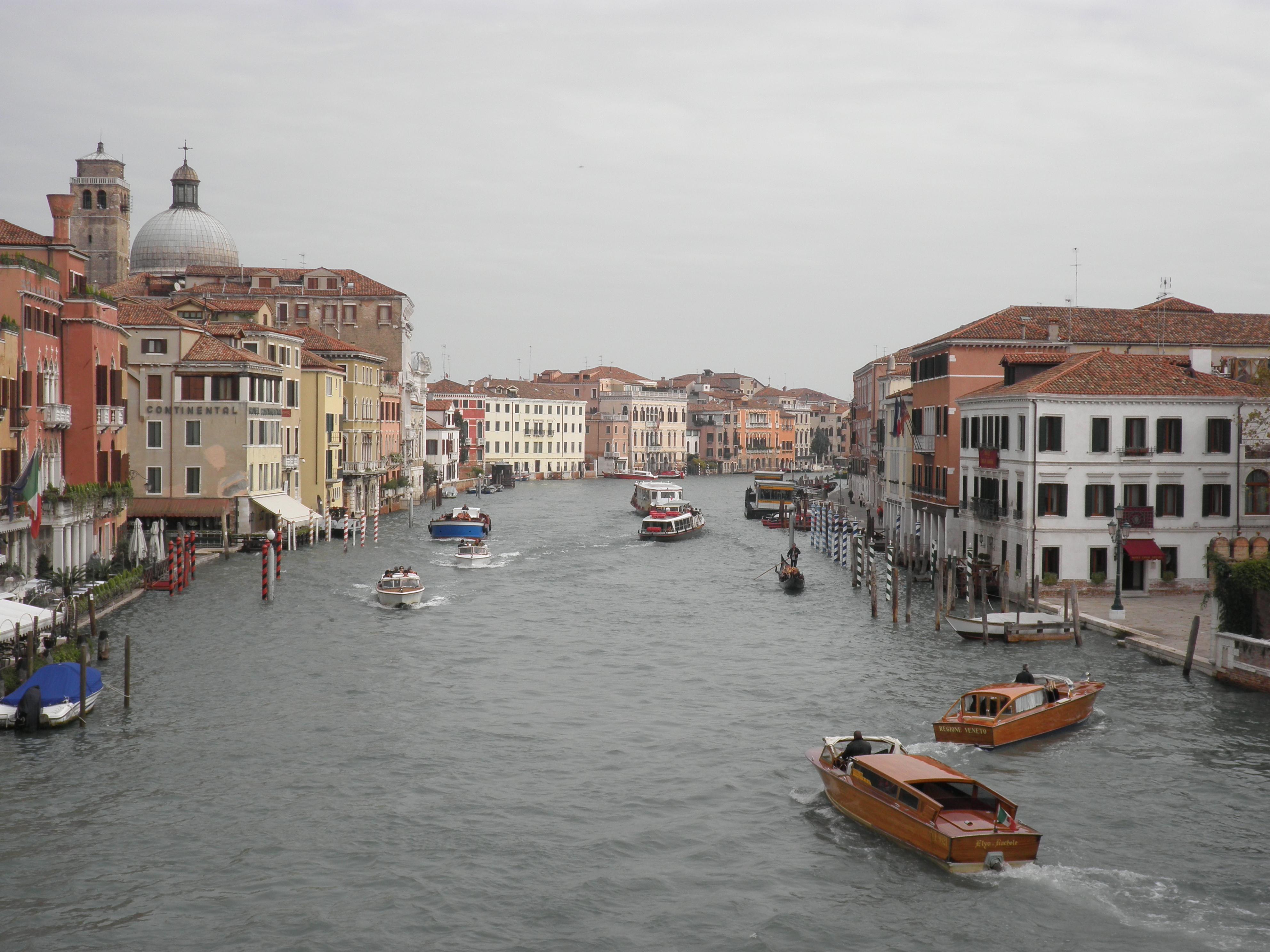 Venice Canale Grande, Canale, Canals, Grande, Italy, HQ Photo