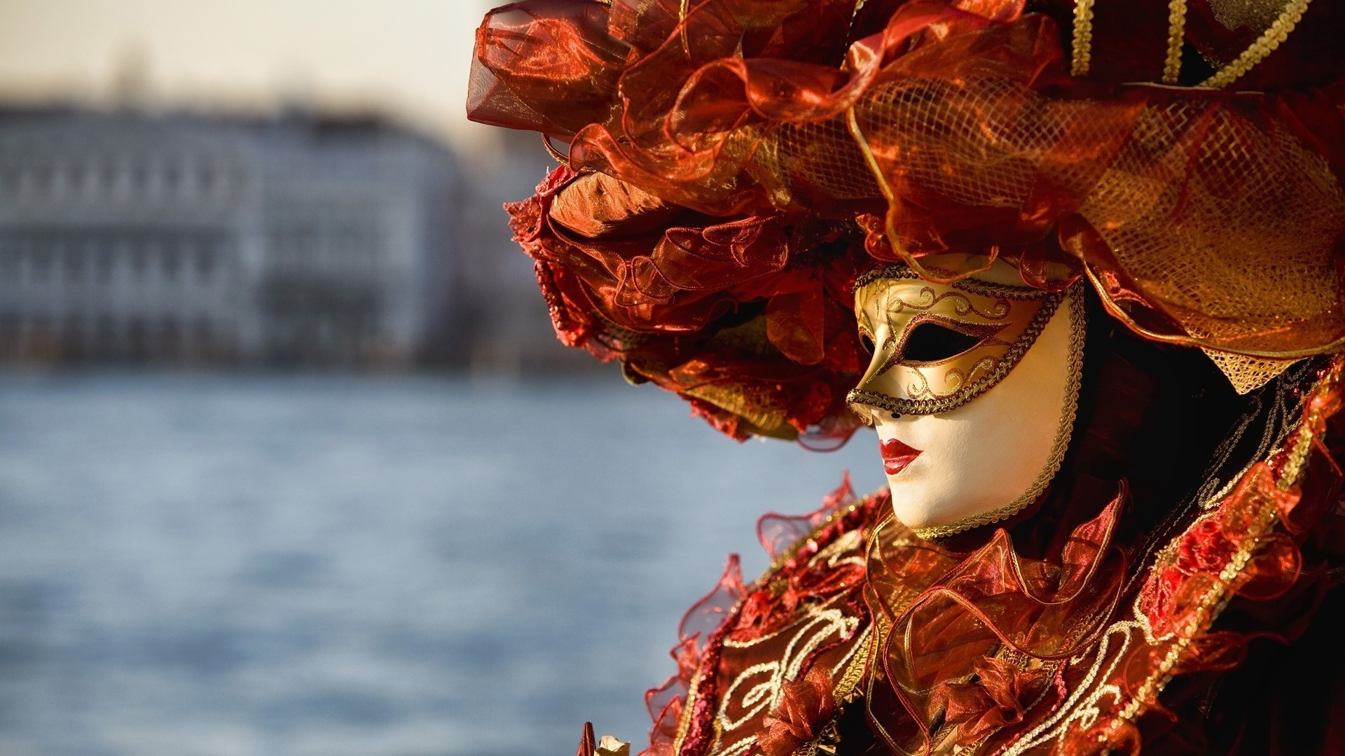 Venetian Carnival - Get to Know ITALY