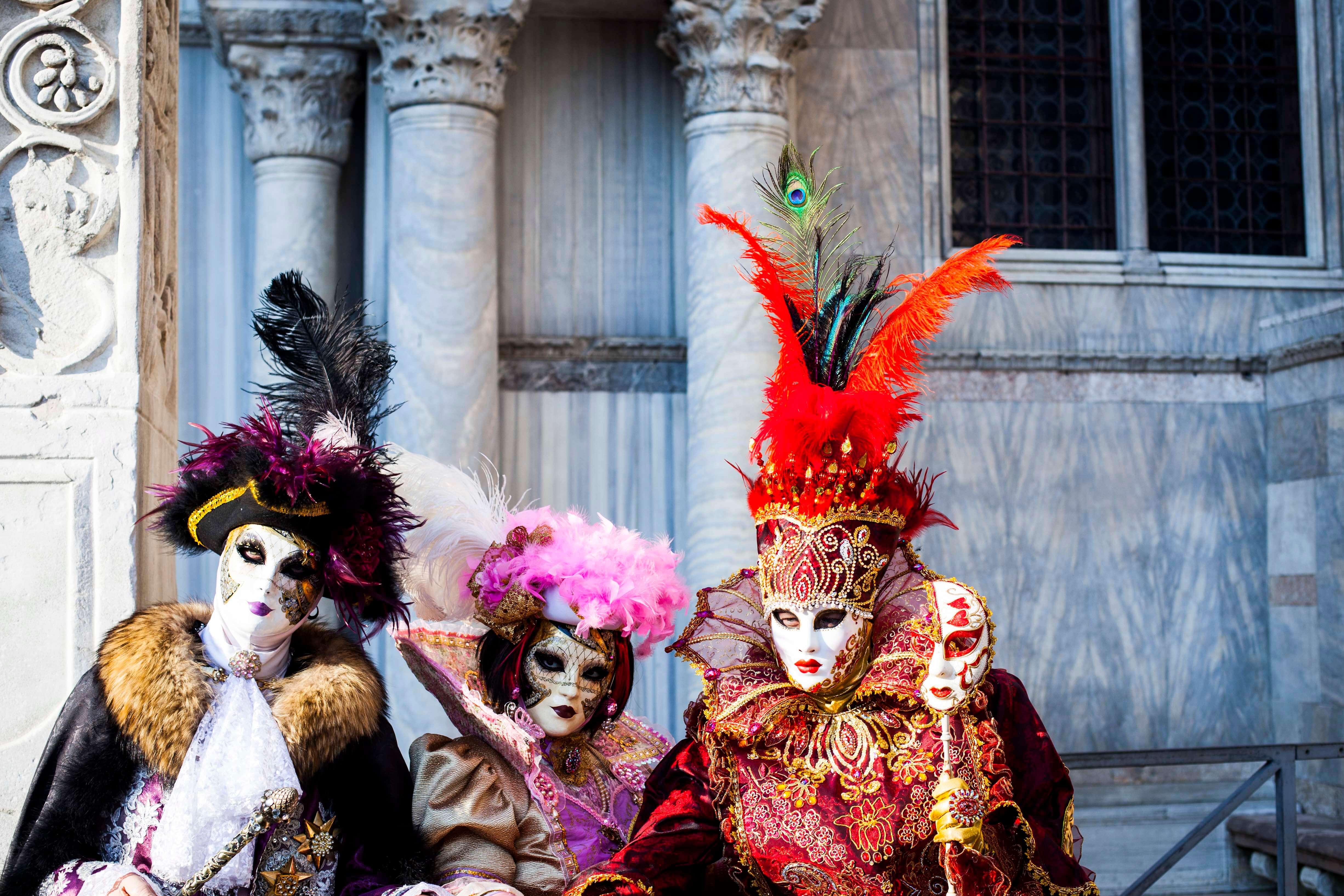 Carnival in Venice - Private Villas of Italy