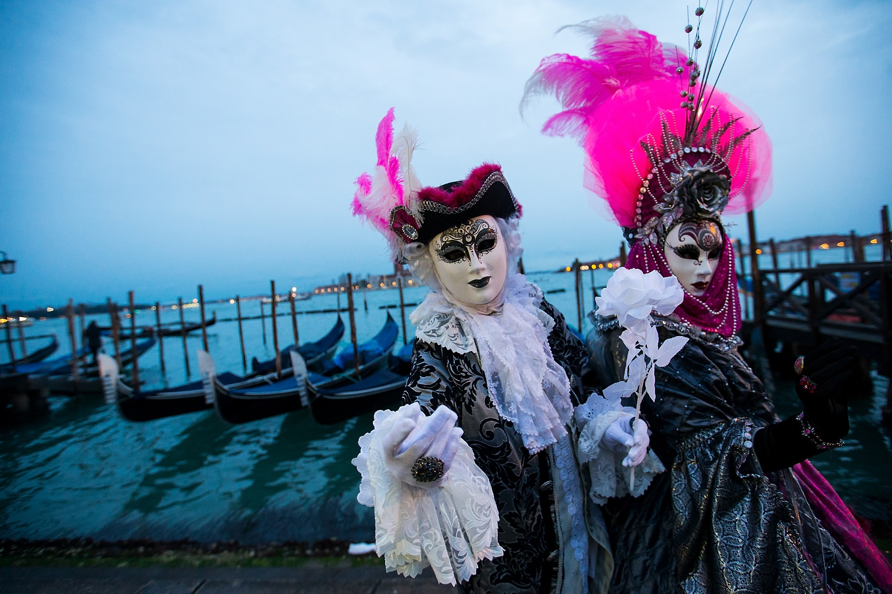 Venice festival photo
