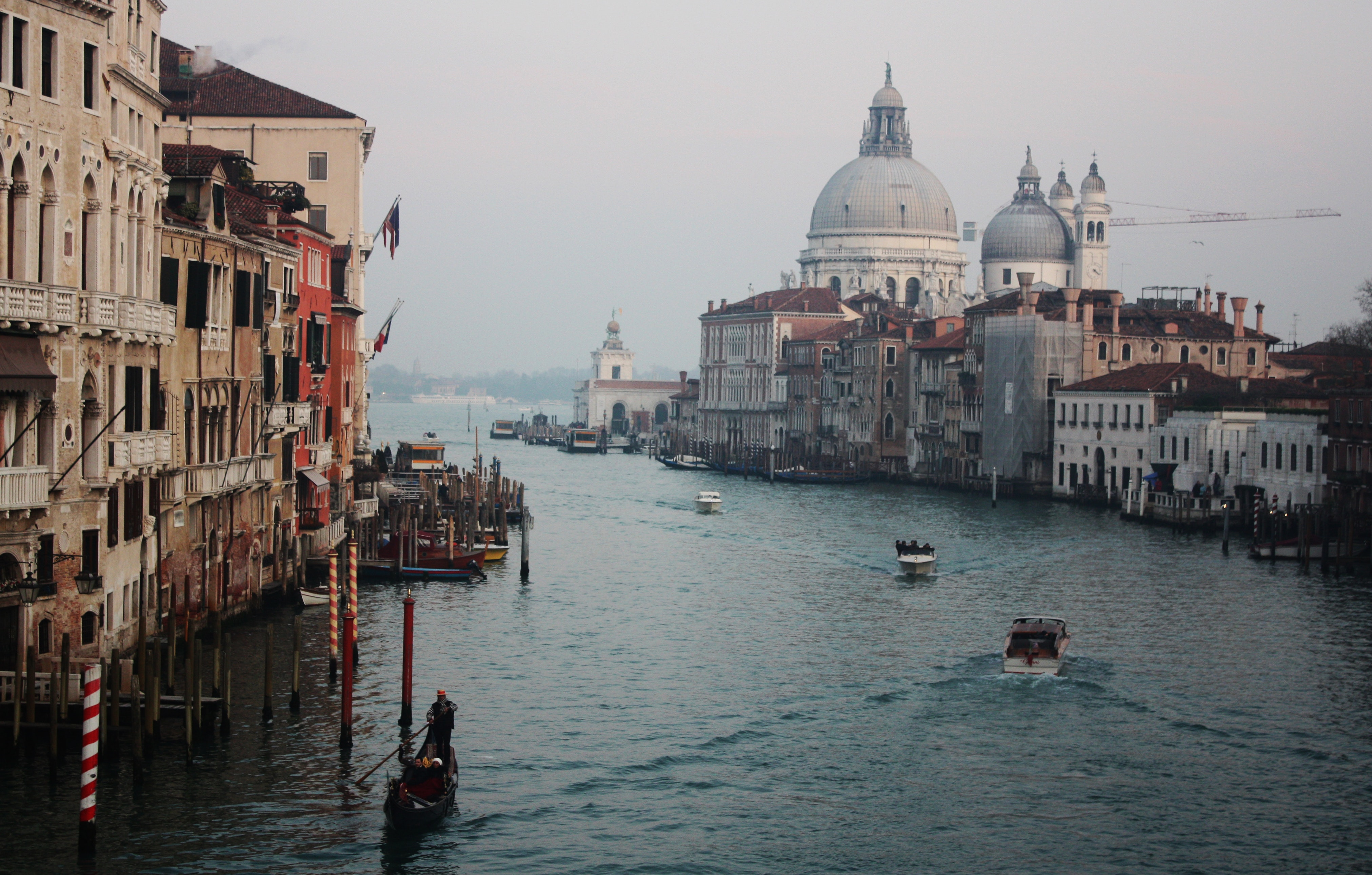 Venice grand canal photo