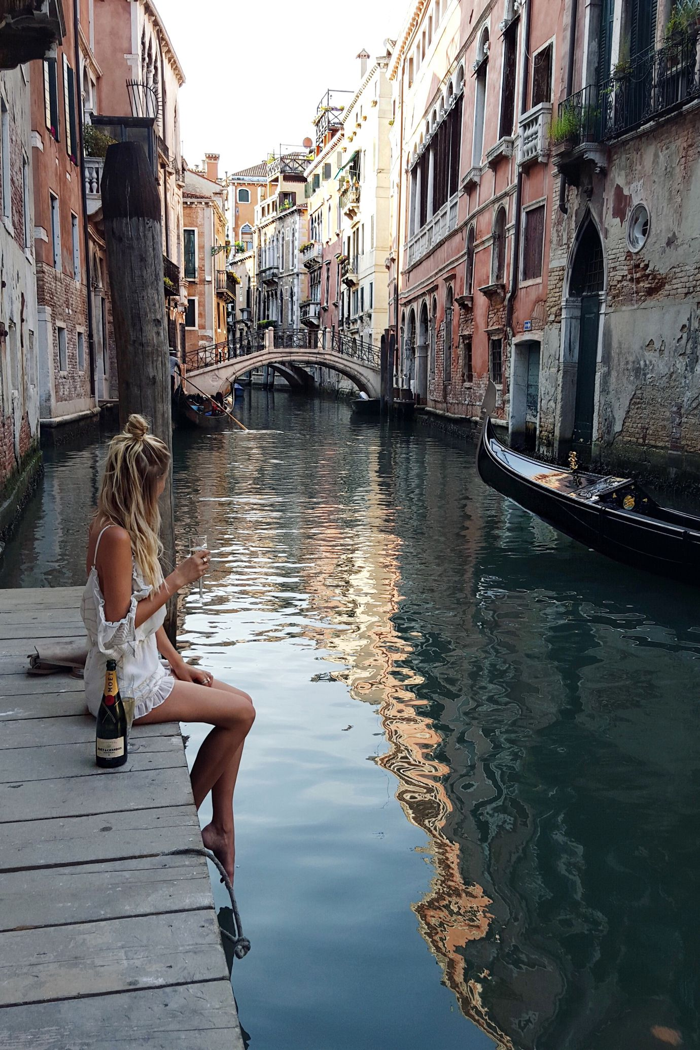 Monday Update #27 | Venice italy, Mondays and Sunset