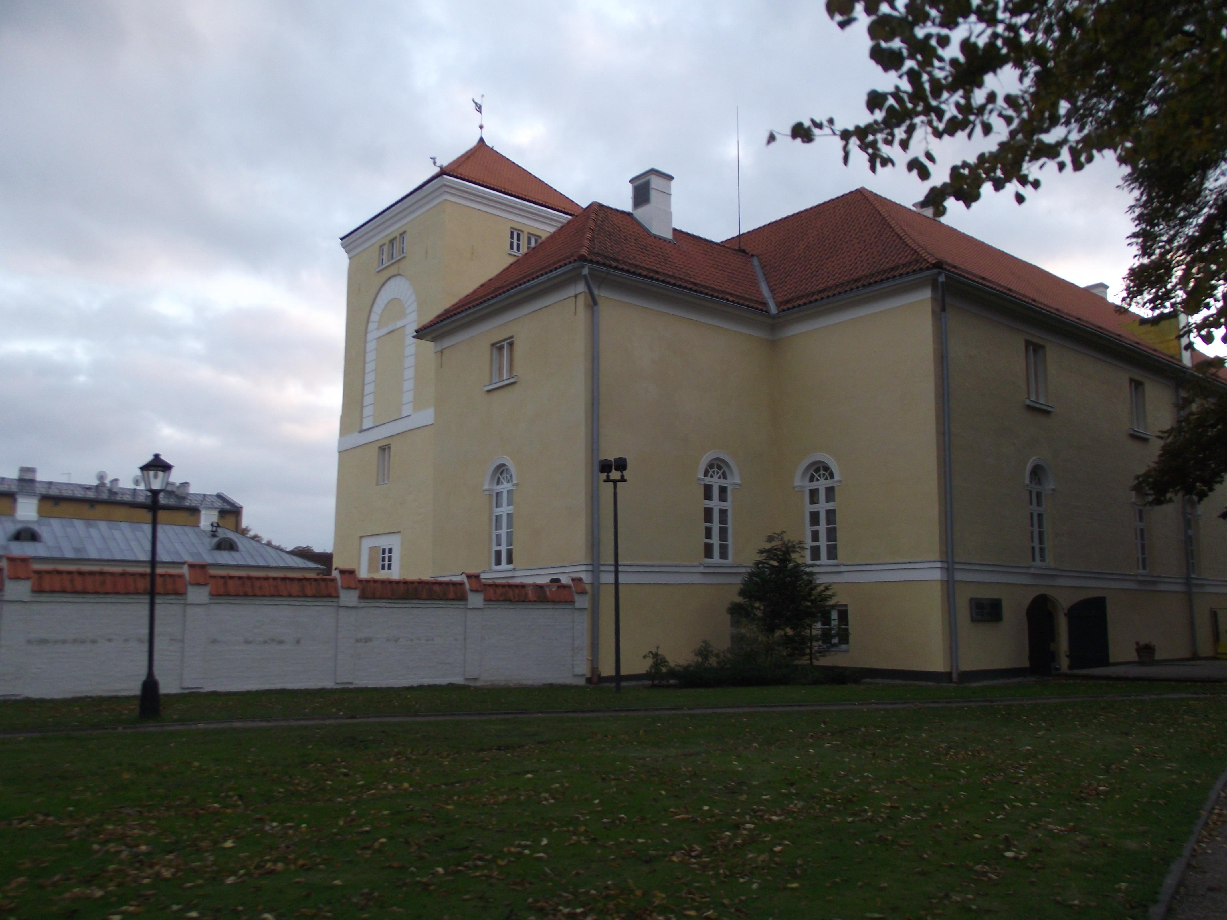 Ventspils Castle, Architecture, Beautiful, Building, Castle, HQ Photo