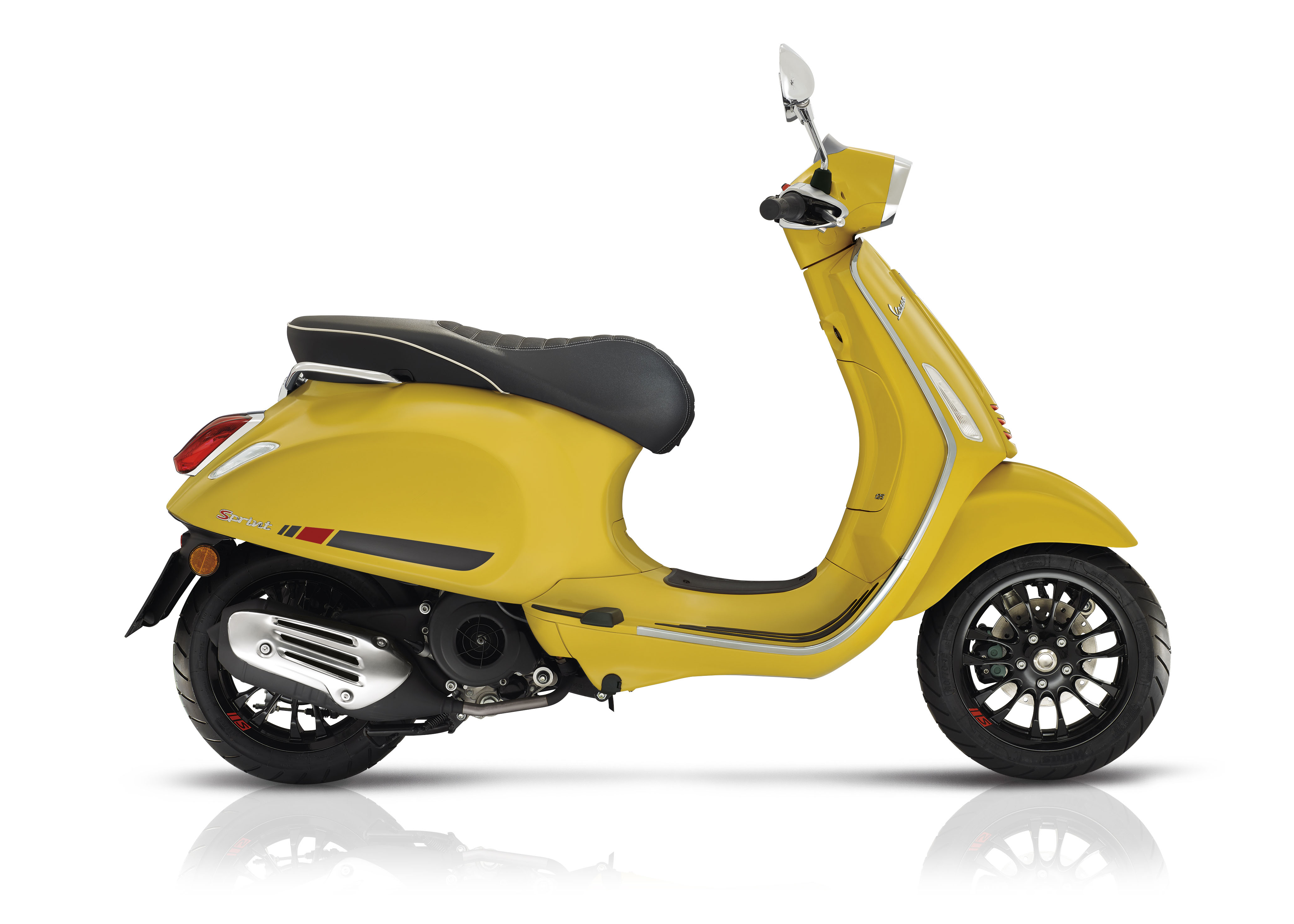 New 2018 Vespa Sprint S 150 Scooters in Elk Grove, CA | Stock Number: