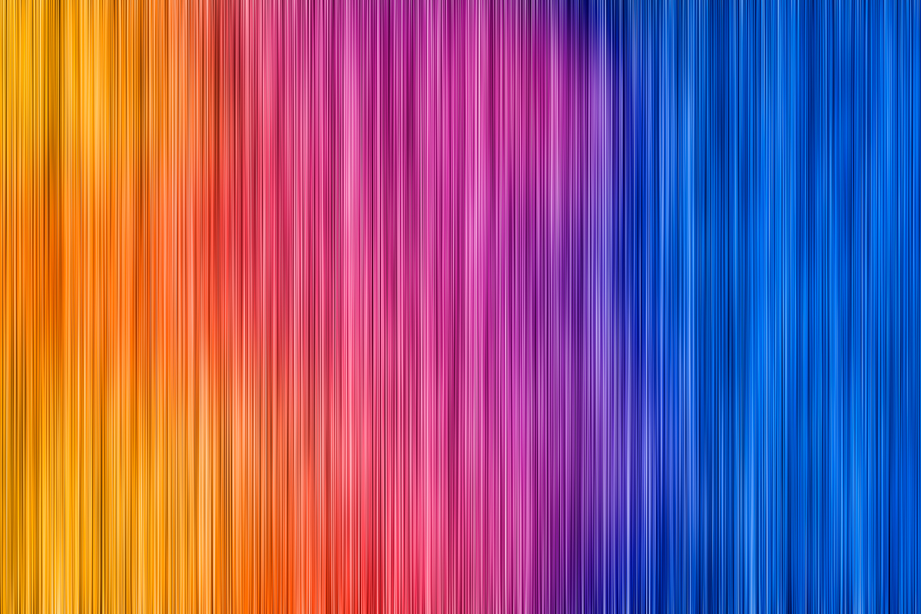 Vibrant abstract blur photo