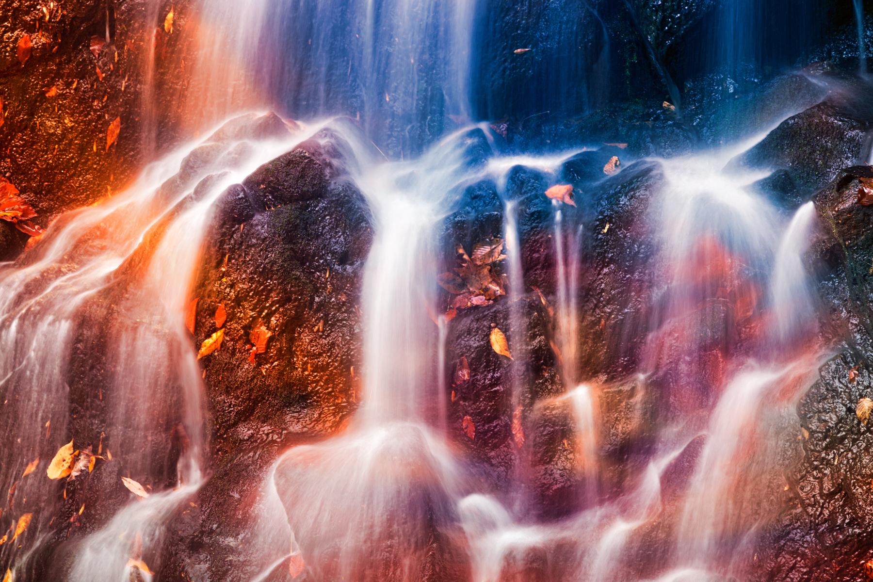Vibrant Sky Falls, Abstract, Patapsco, Scenic, Scenery, HQ Photo