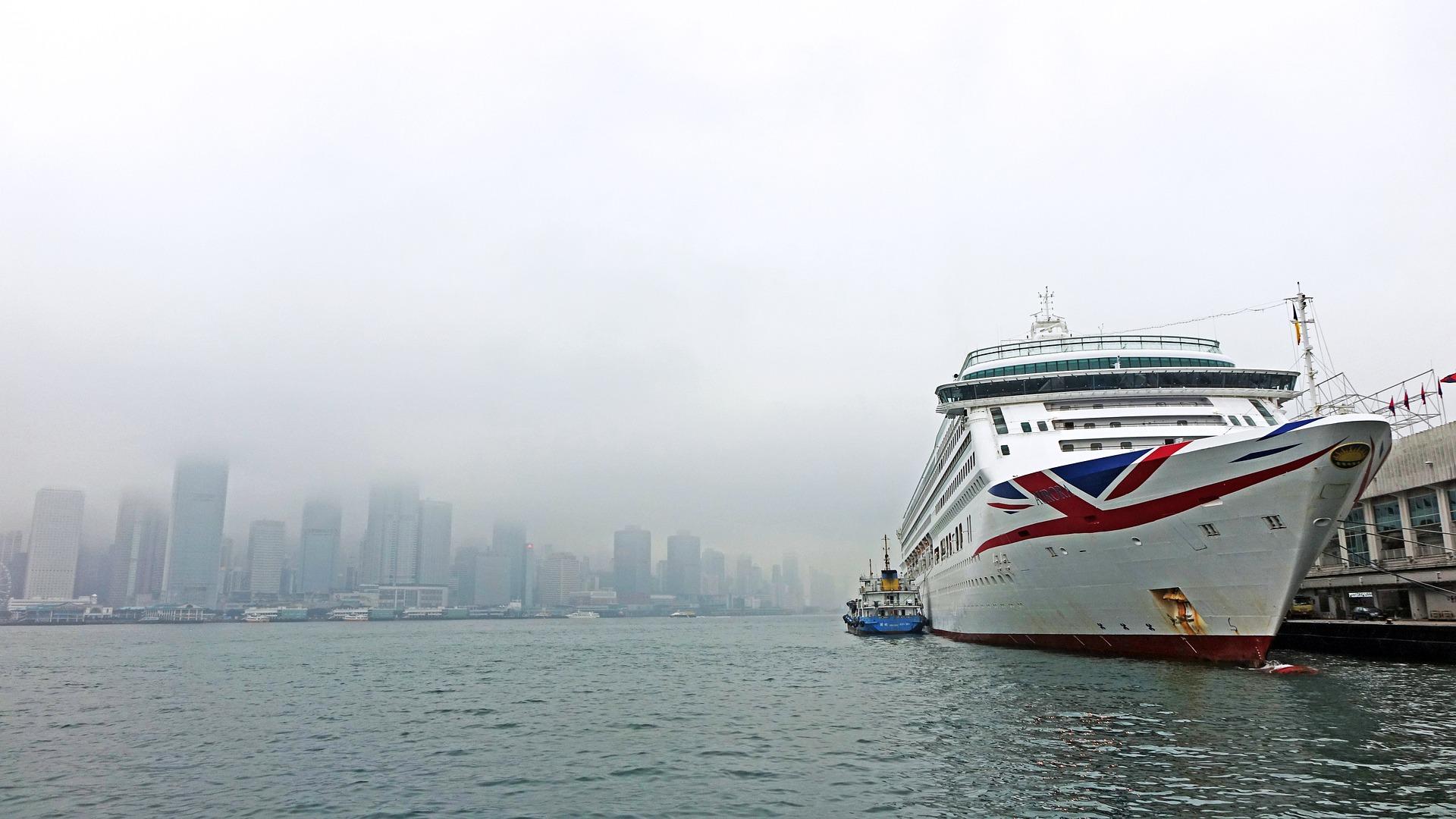 Victoria harbor photo