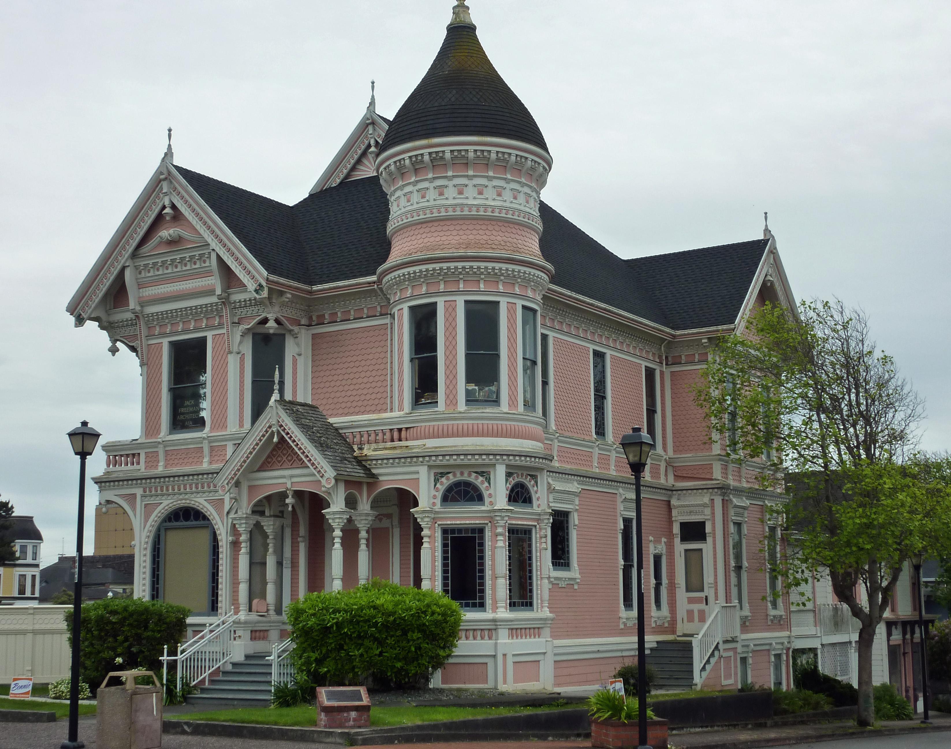 Victorian house photo