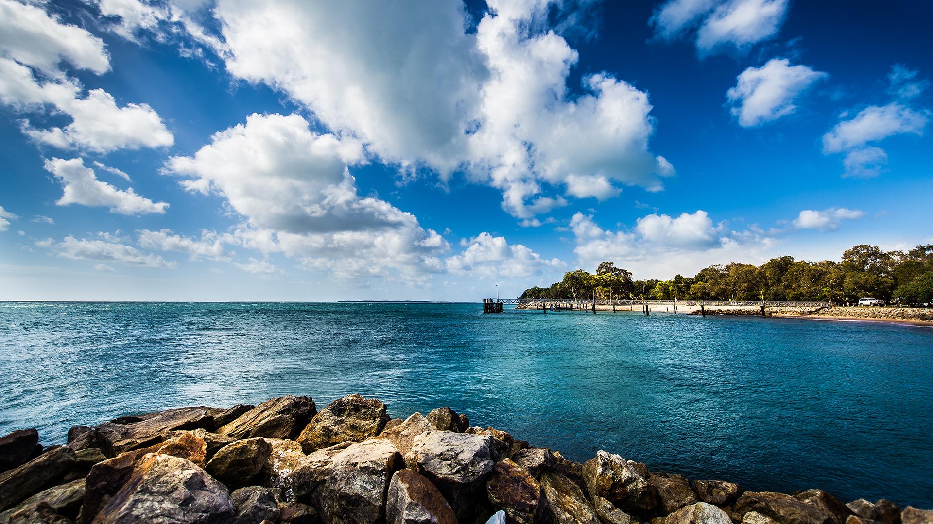 Top HD Ocean View Wallpaper | Nature HD | 2101.55 KB