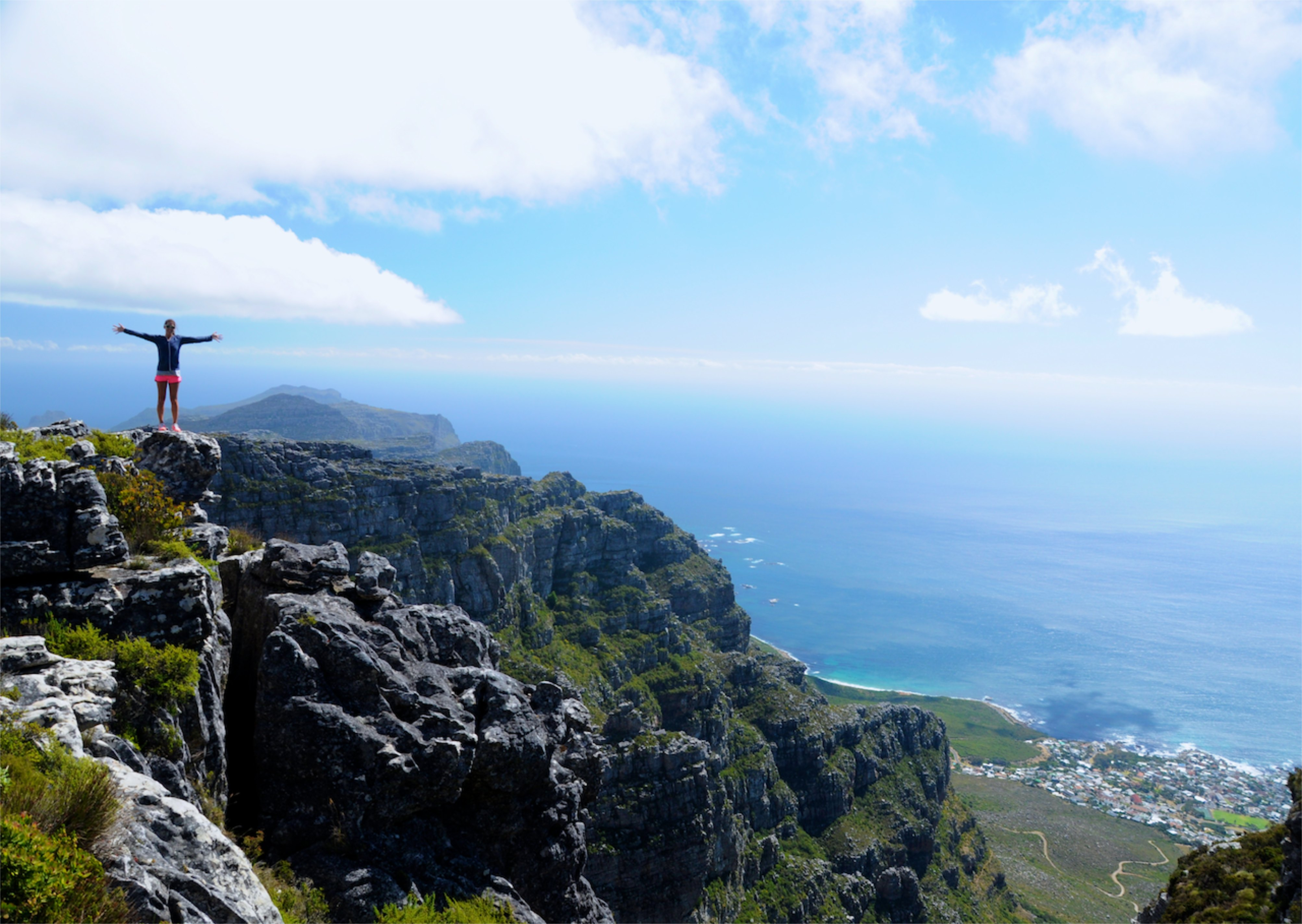 Hiking Table Mountain - Recipe For Adventures