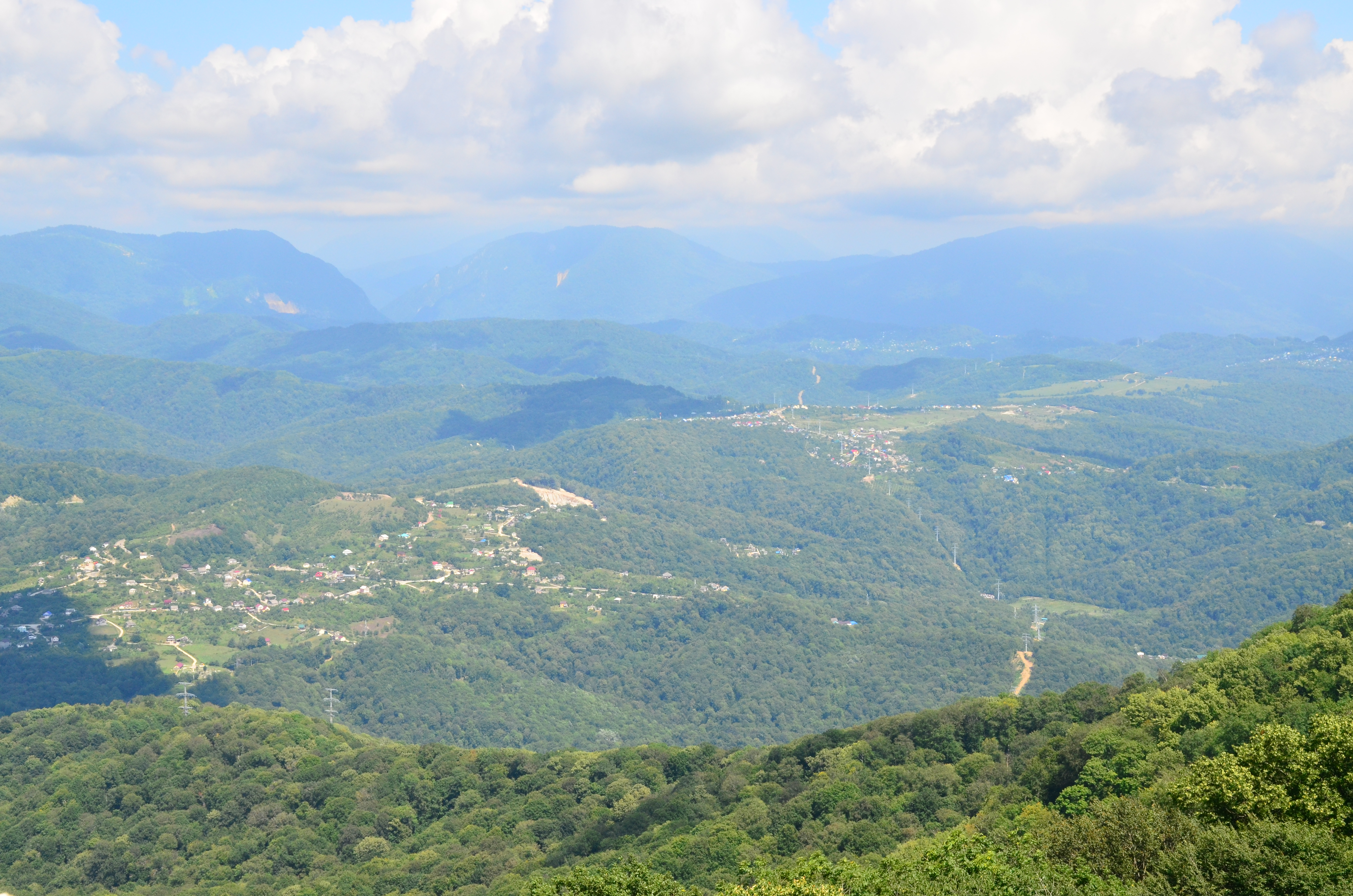 File:View from the top of Akhun mountain.JPG - Wikimedia Commons