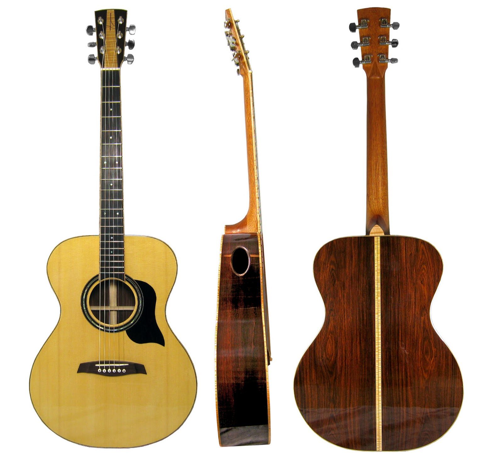 Building an Acoustic Guitar in your Kitchen