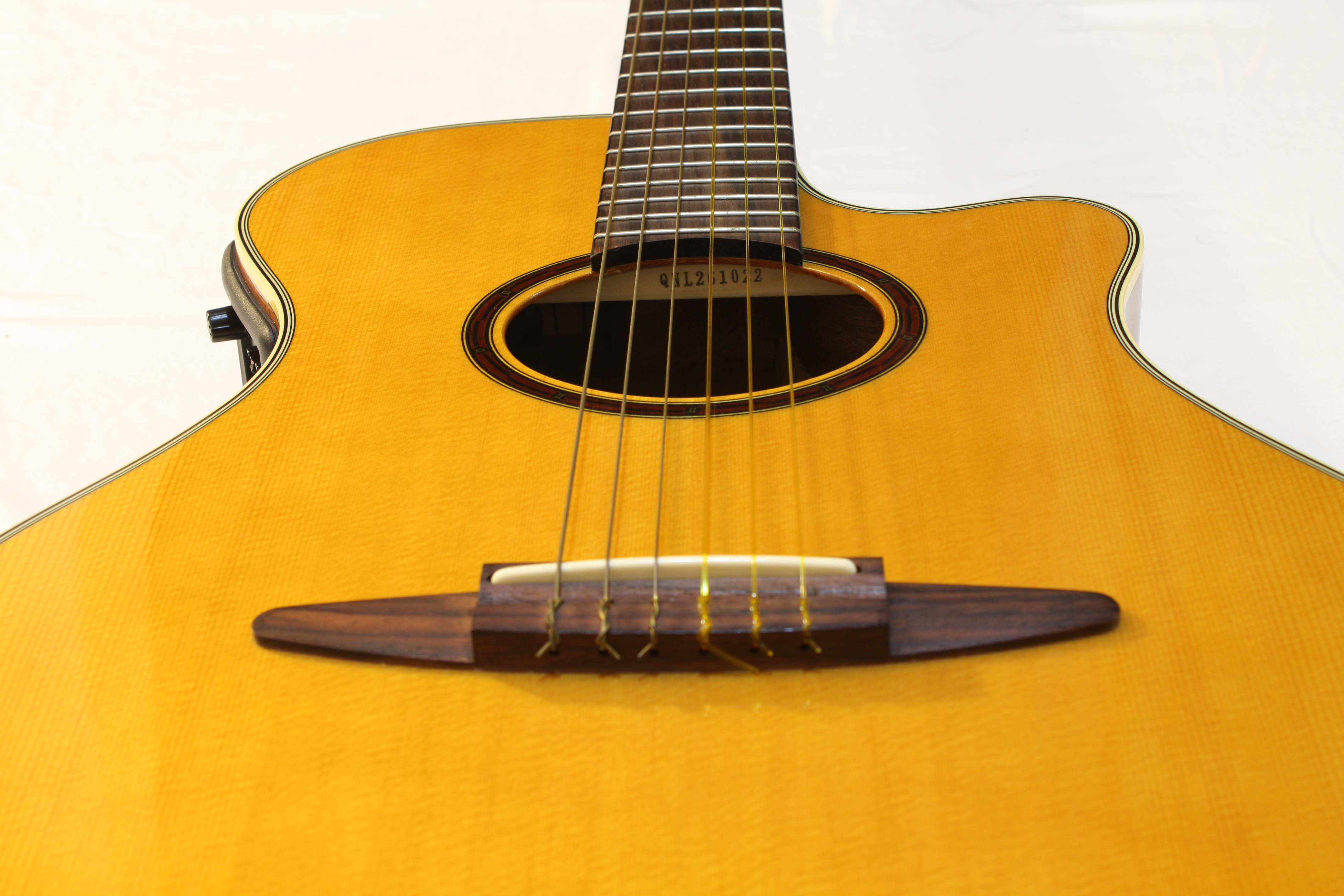 File:Nylon-string electric acoustic guitar view from bottom - Mark's ...