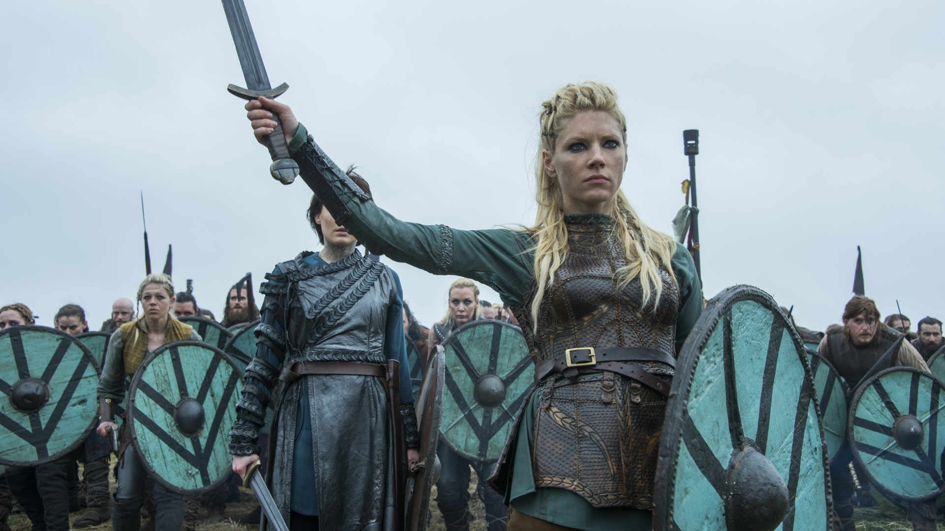 DNA Proves Viking Women Were Powerful Warriors - Statyourself