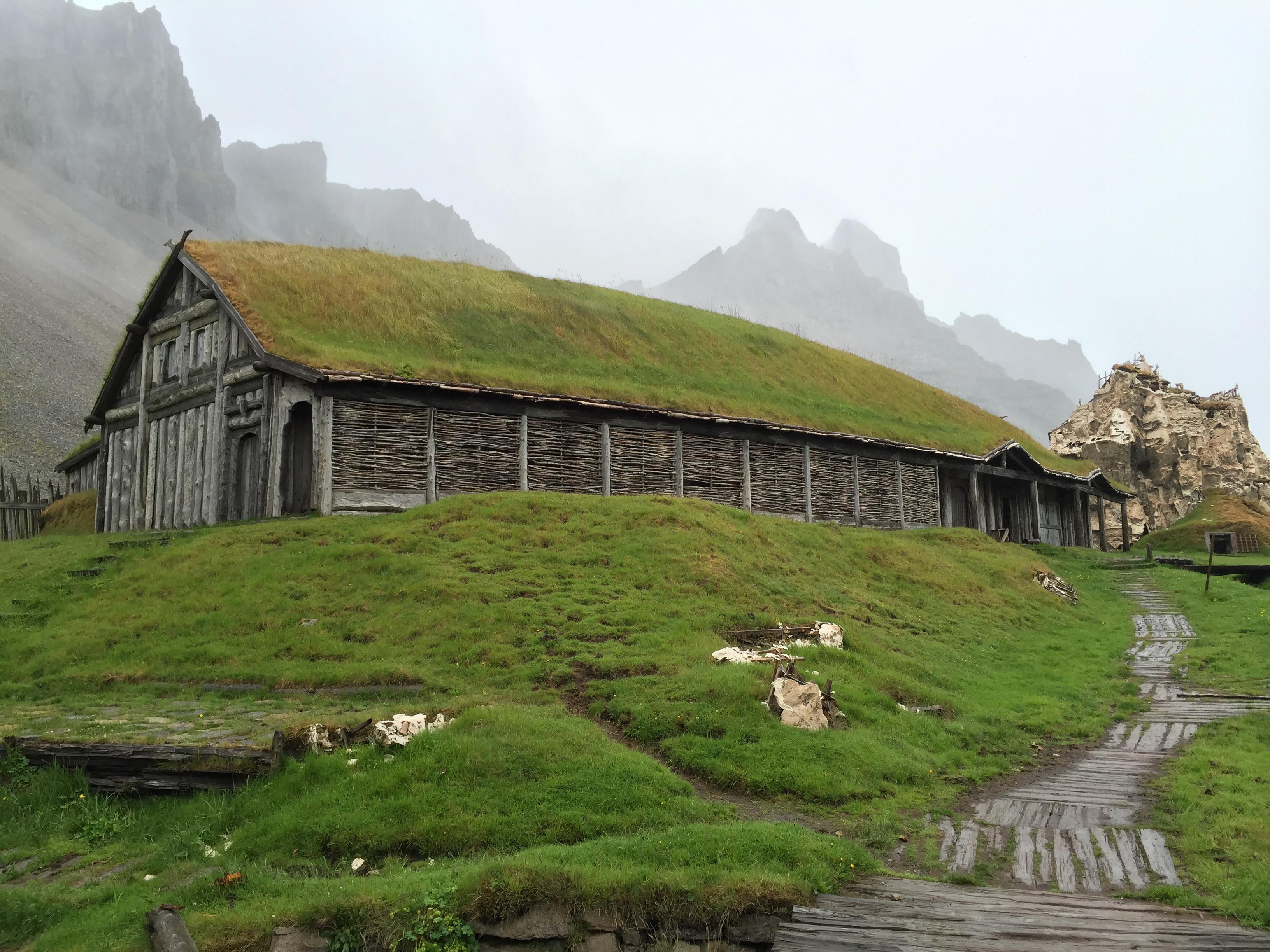 Viking Long House | naturetime