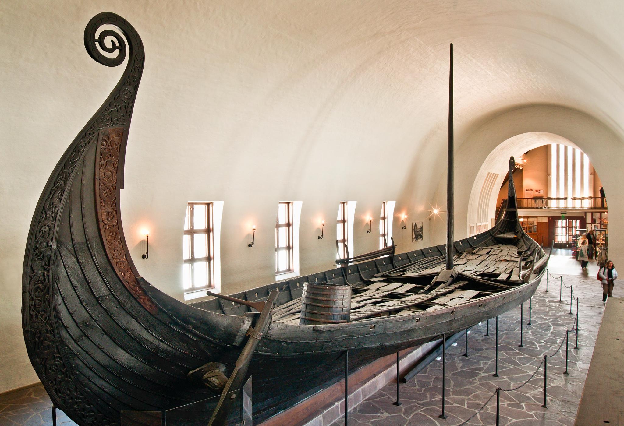 Secrets of the Viking Ship