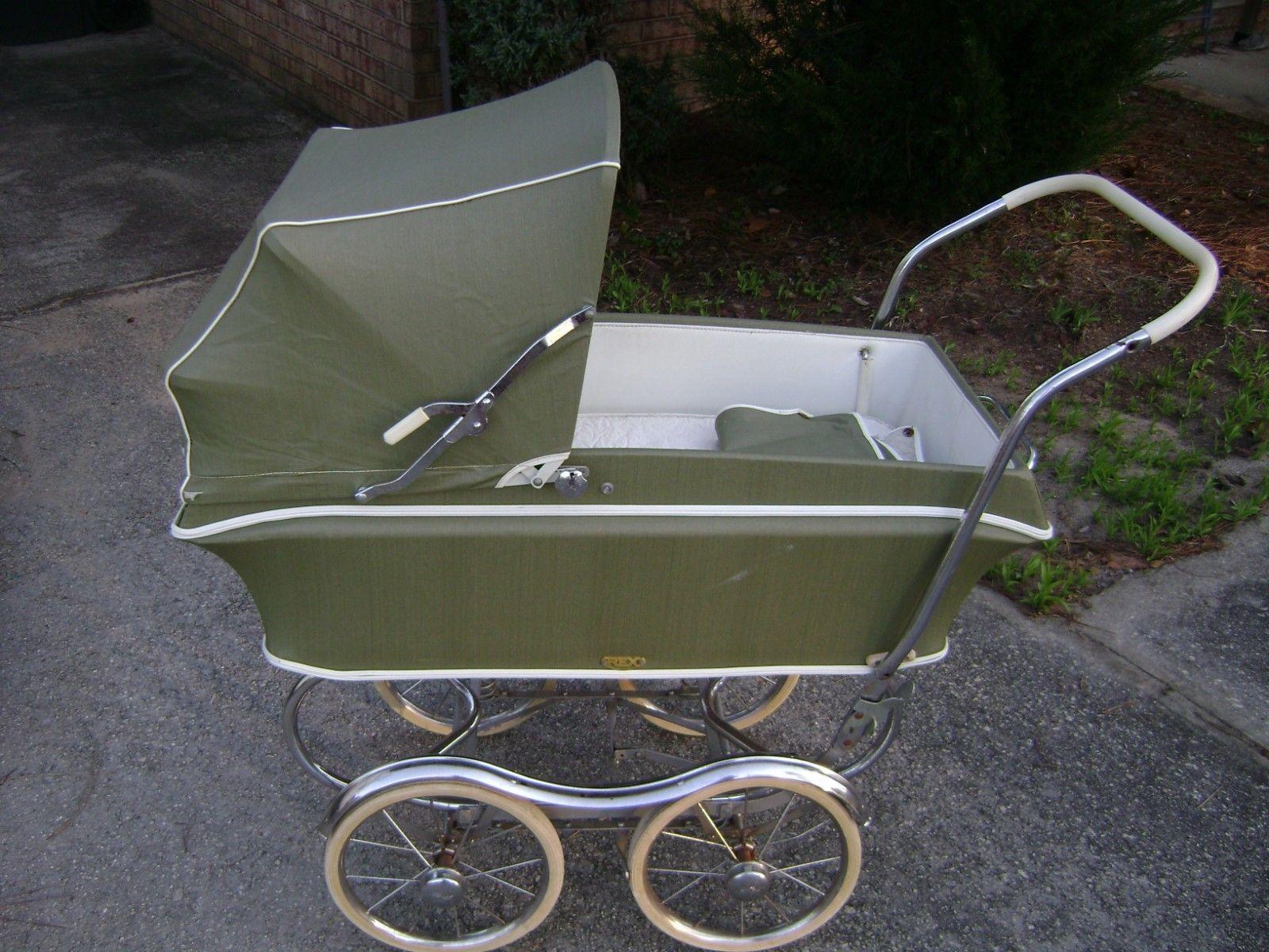 free photo vintage baby stroller used vintage stroller free