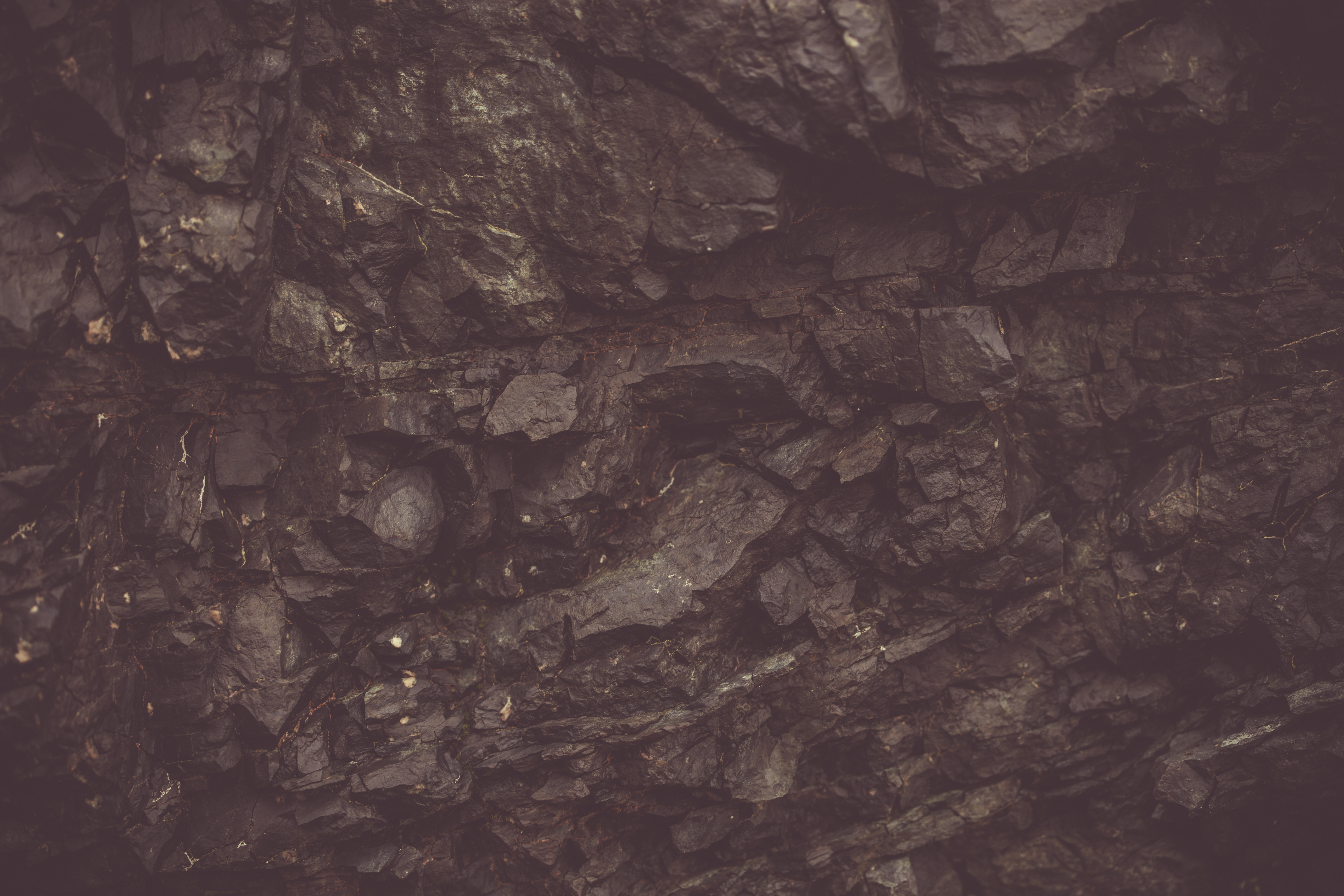 Vintage basalt rock texture photo