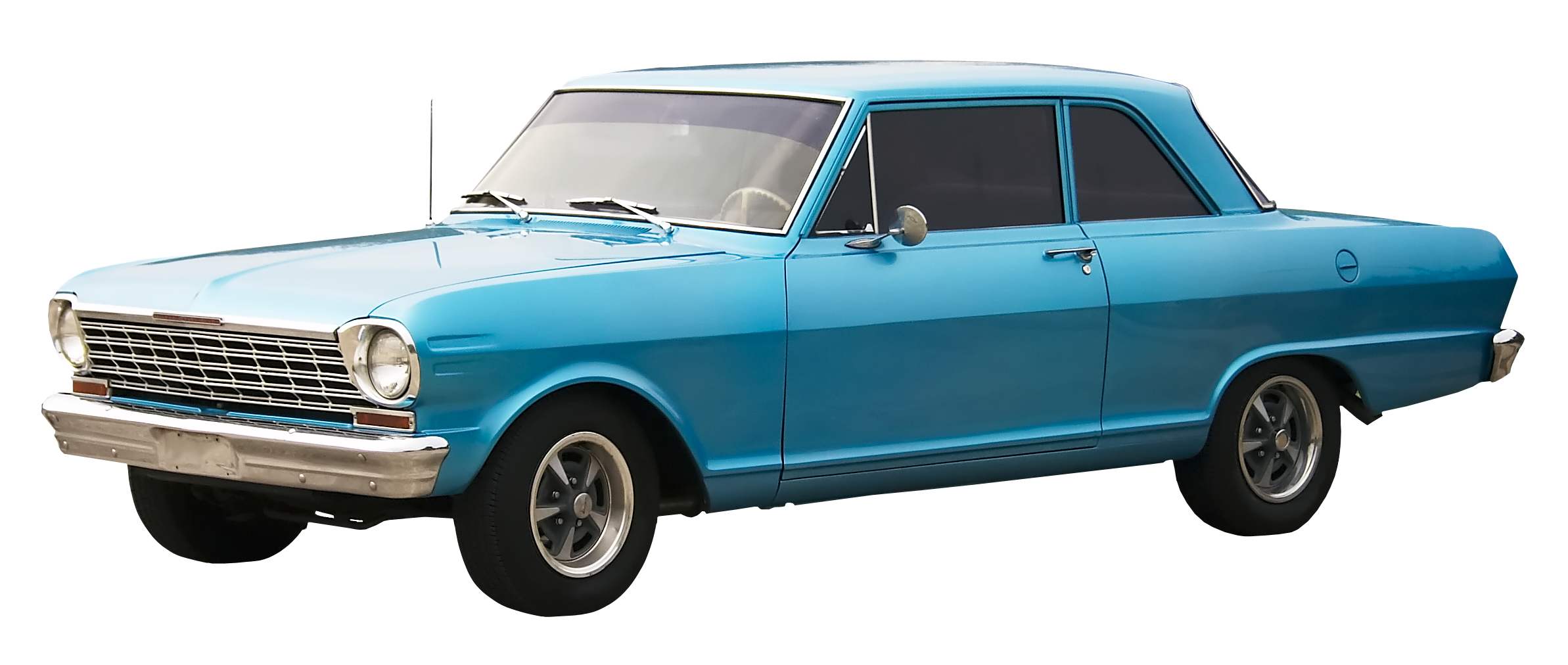 File:Vintage blue car.png - Wikimedia Commons