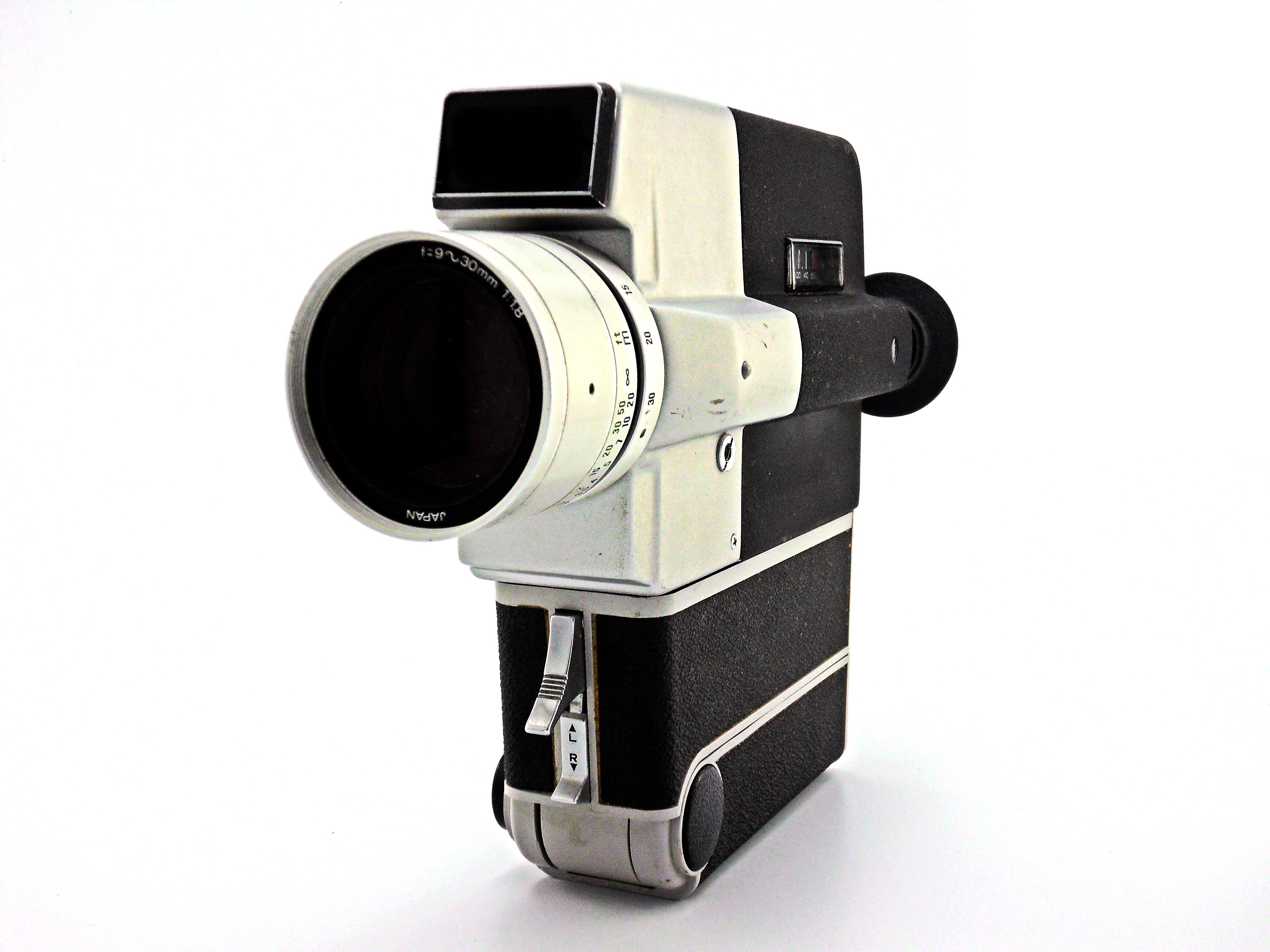 Vintage camera, 16mm, Outdated, Mechanism, Media, HQ Photo