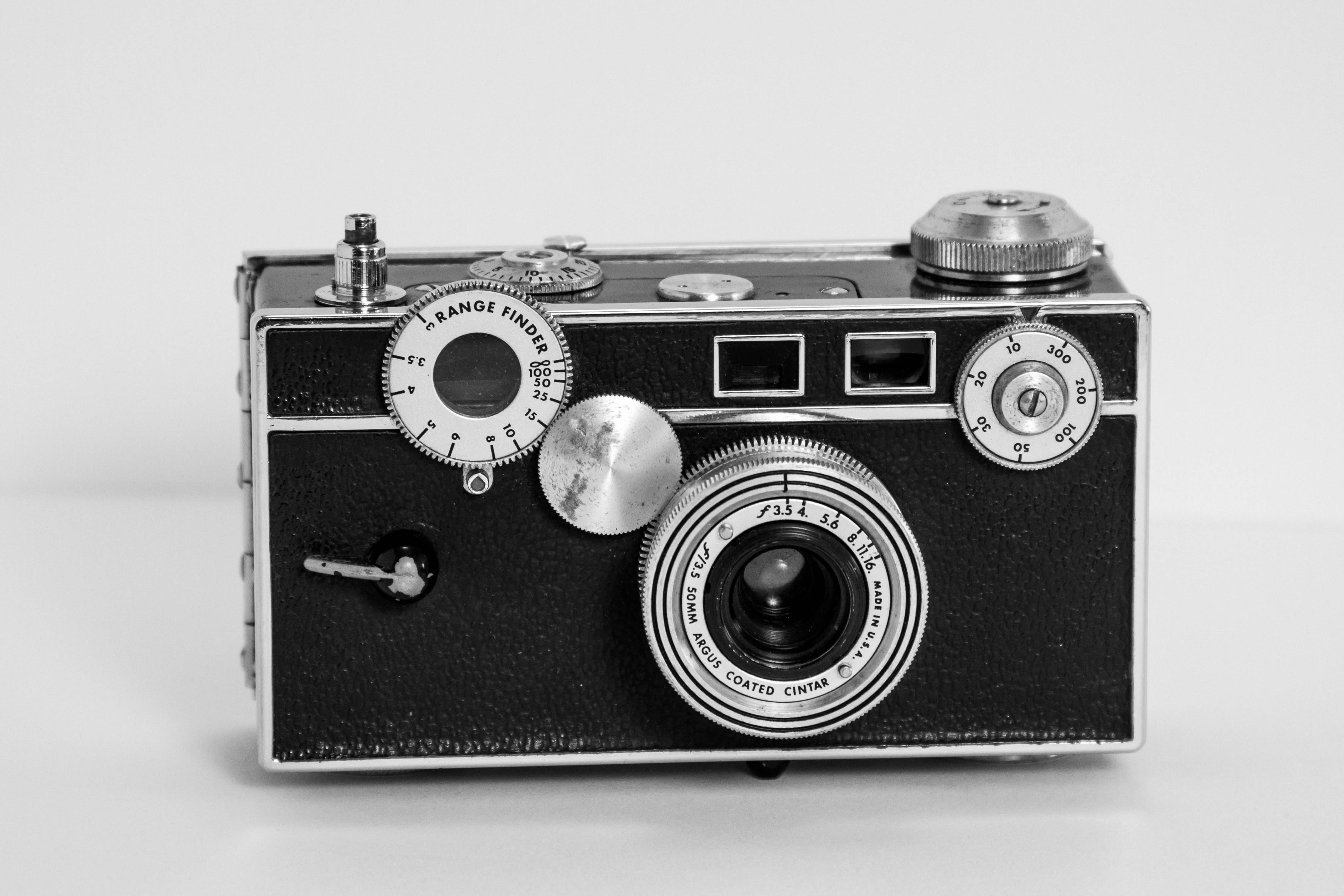 Vintage Camera Project   Toni Vaughan Photography
