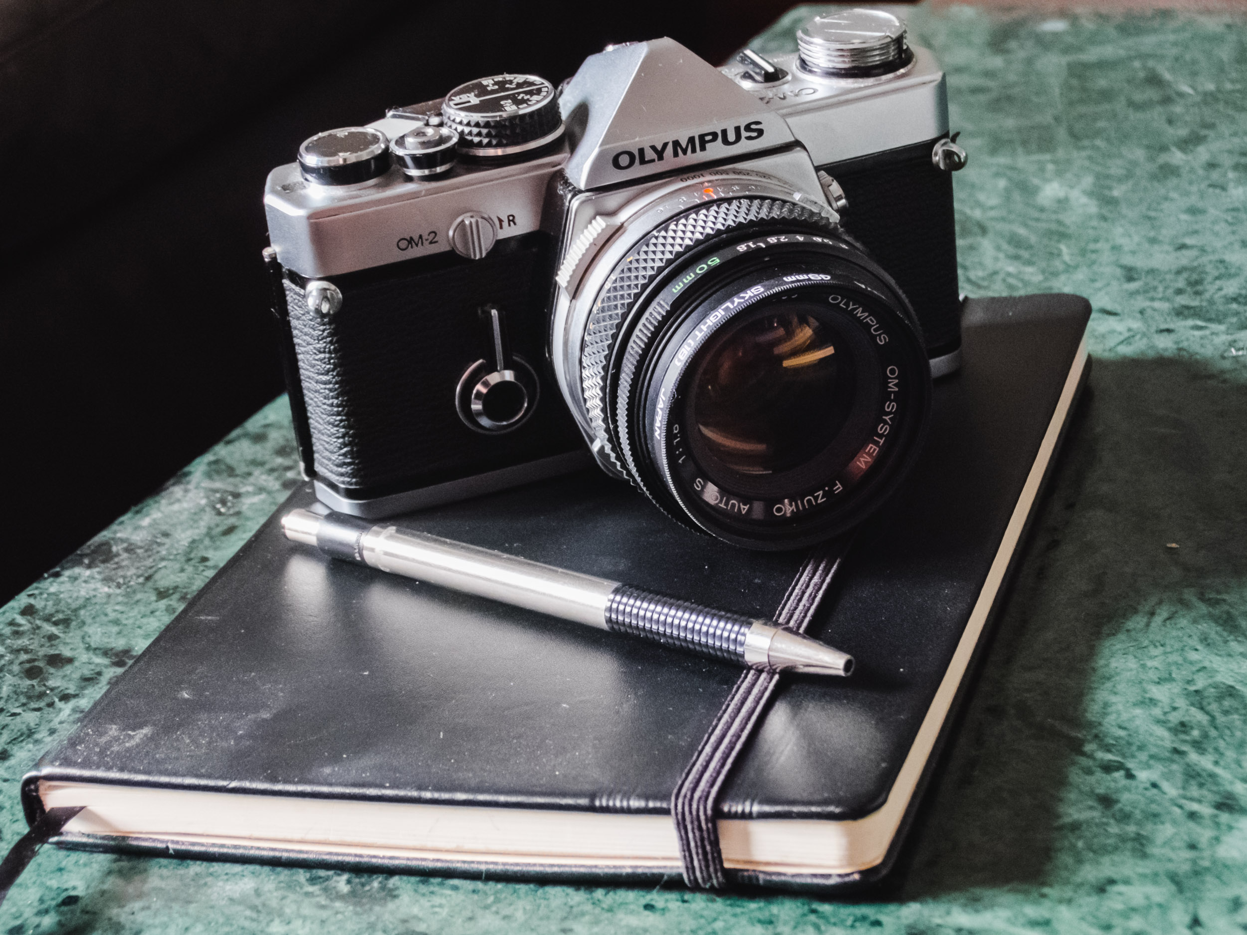 Freebie: Vintage Camera Stock Photos