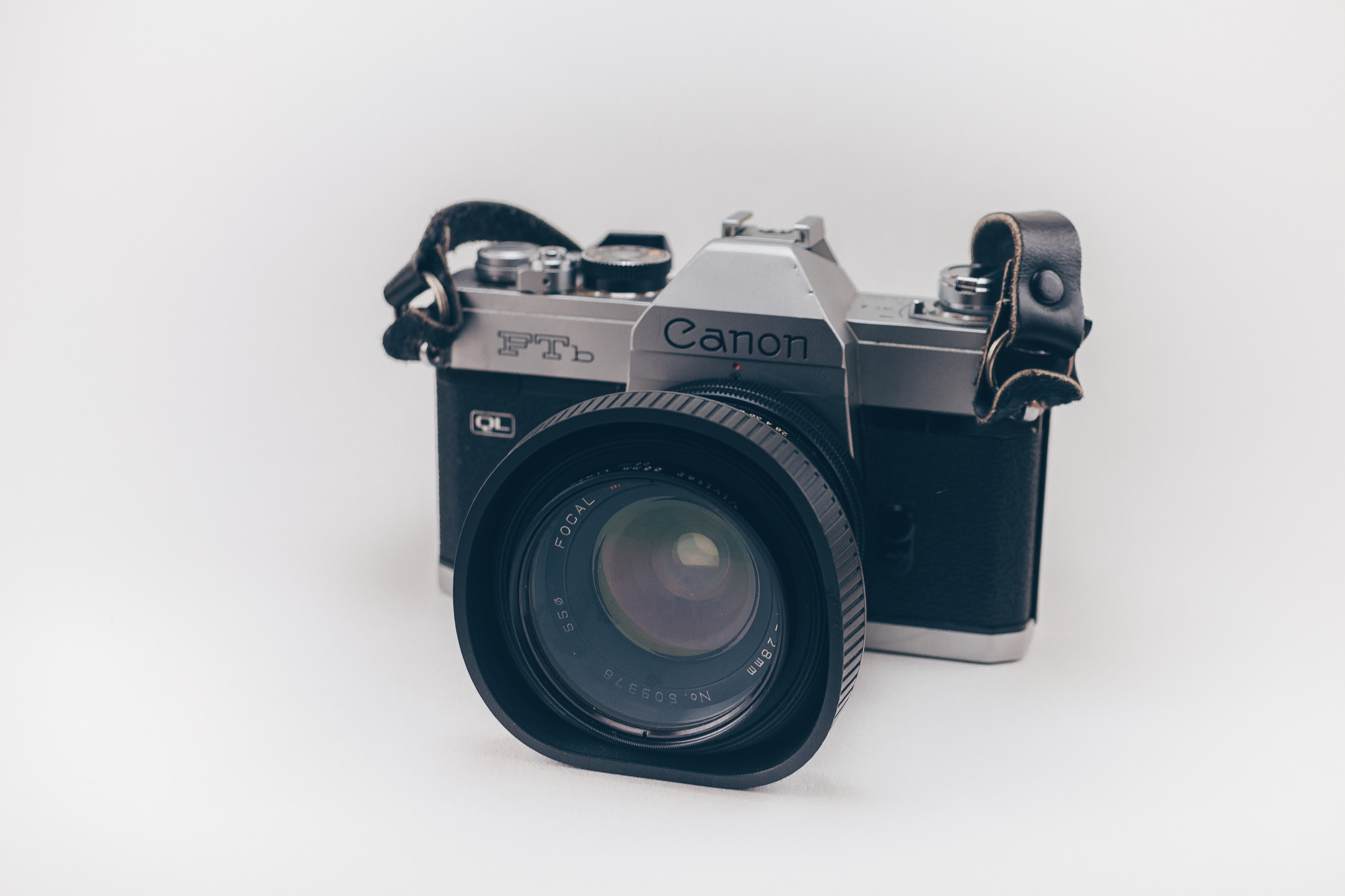 Vintage Camera Canon Free Stock Photo - NegativeSpace