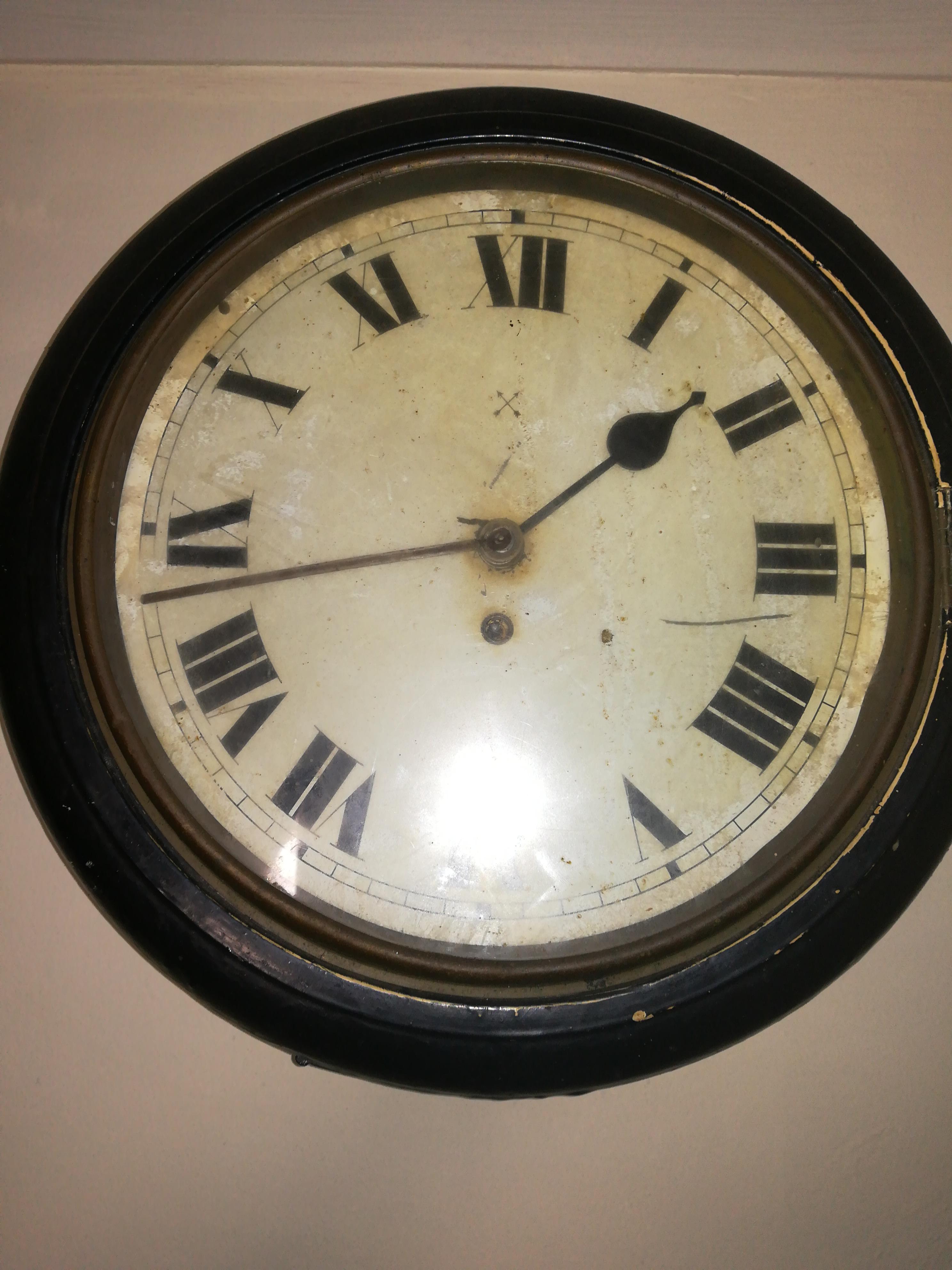Vintage clock of my great grandfather , Vintage clock of my great grandfather