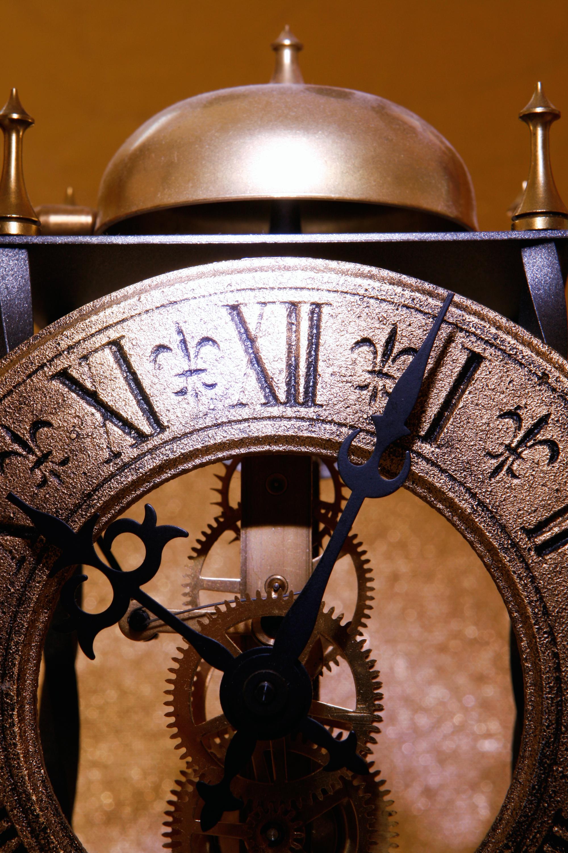 Vintage Clock, Old, Watch, Vintage, Twelve, HQ Photo