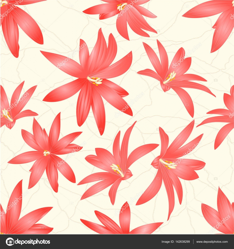Seamless texture Easter cactus cracks in the porcelain vintage ...