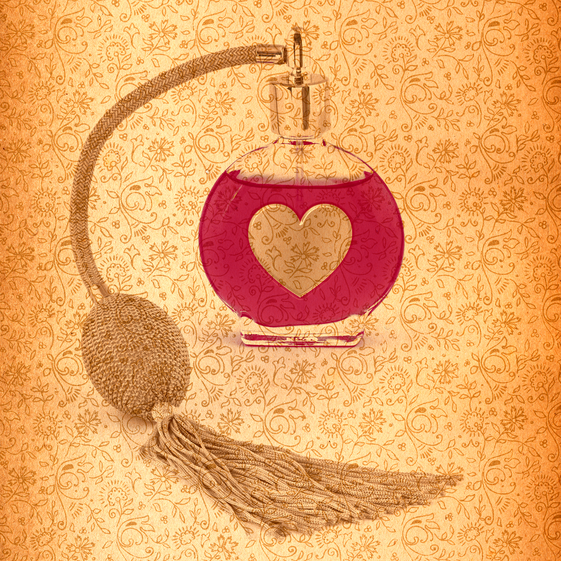 Vintage Love Potion