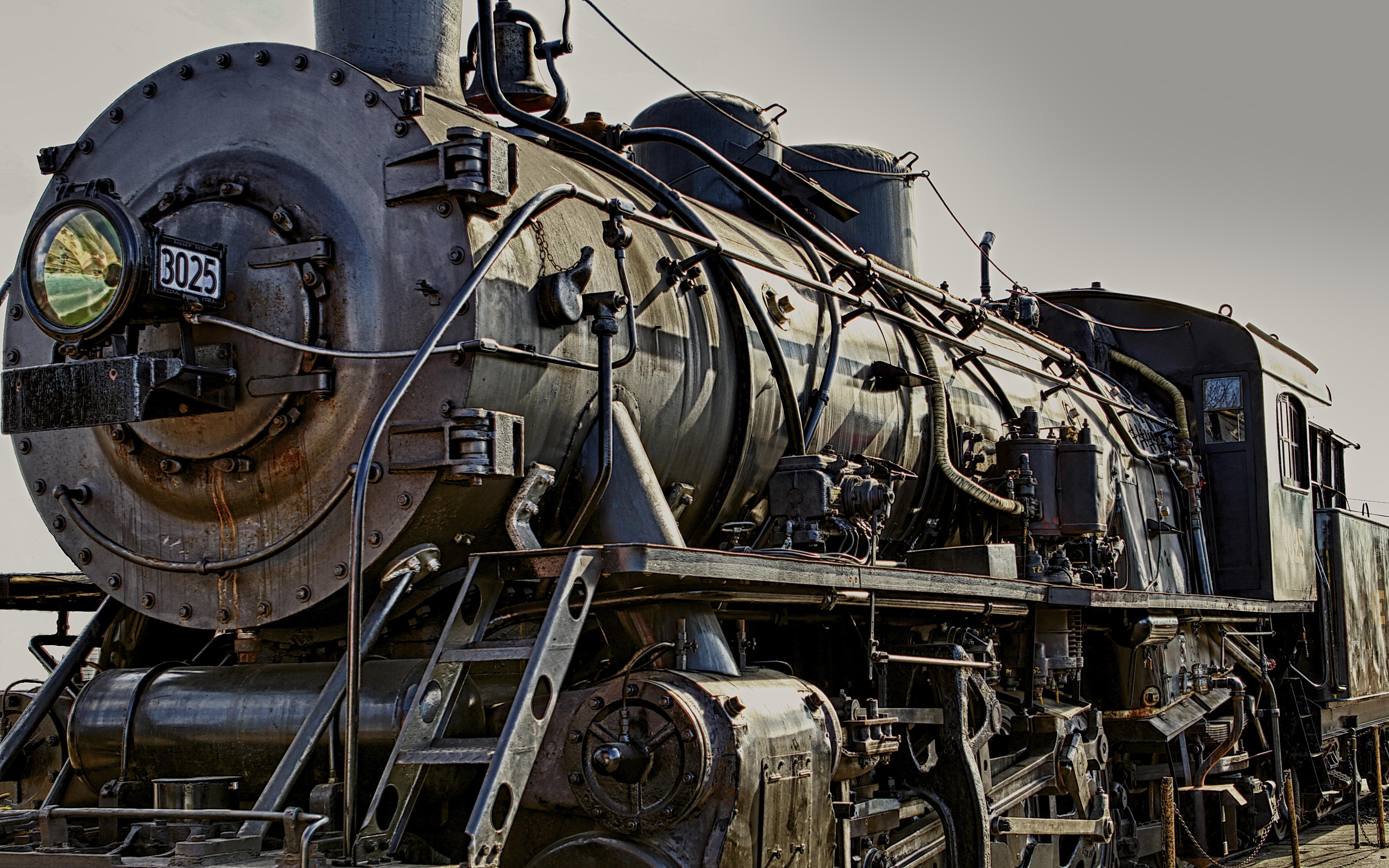 Vintage Steam Locomotive   Snapshots For Sore Eyes