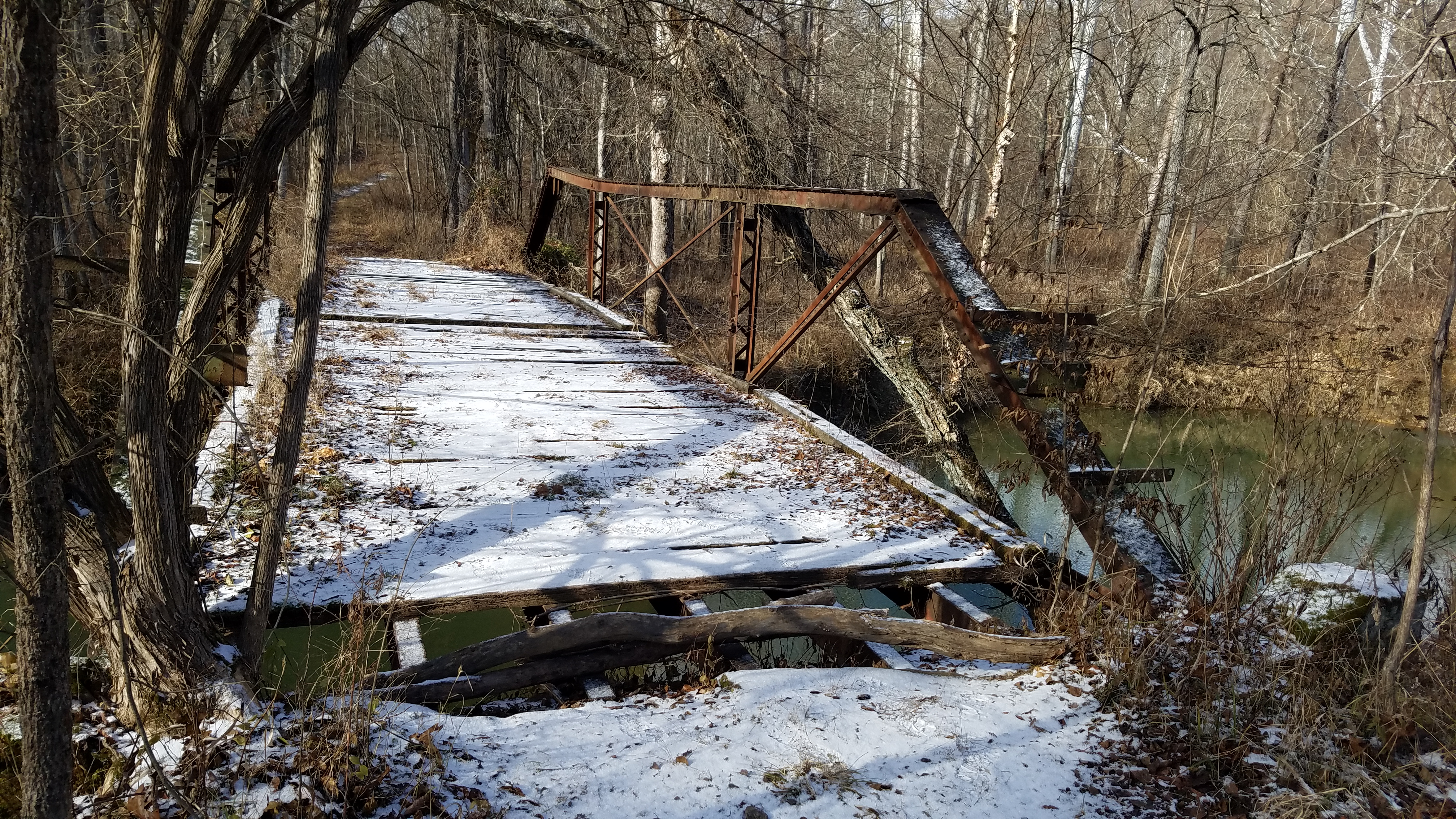 Vinton furnace state forest photo
