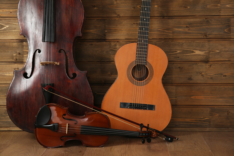 Sizing Chart for Violin, Viola & Cello