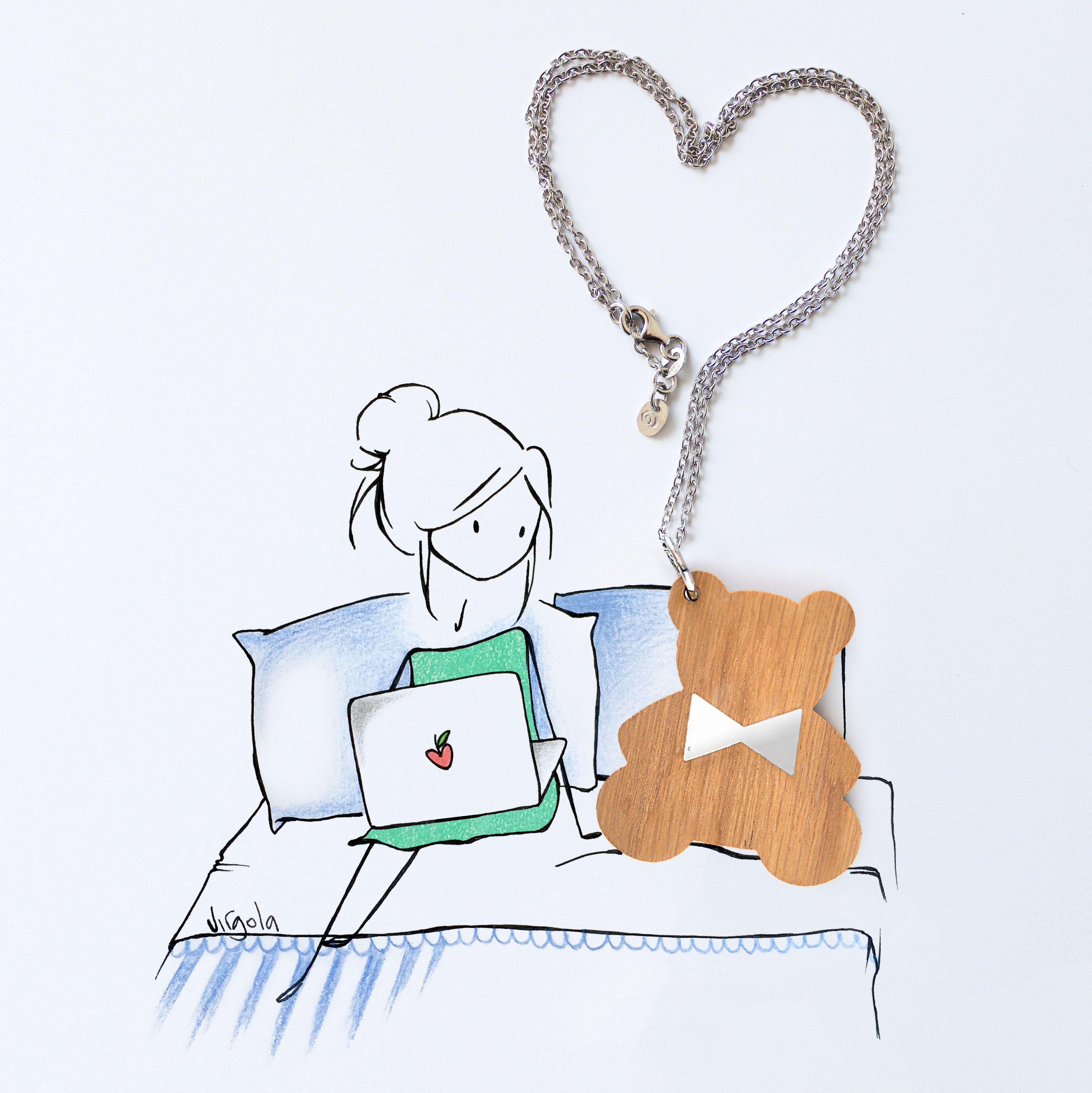 Virgola | Il diario di Virgola, vita da illustratrice | my ownn ...