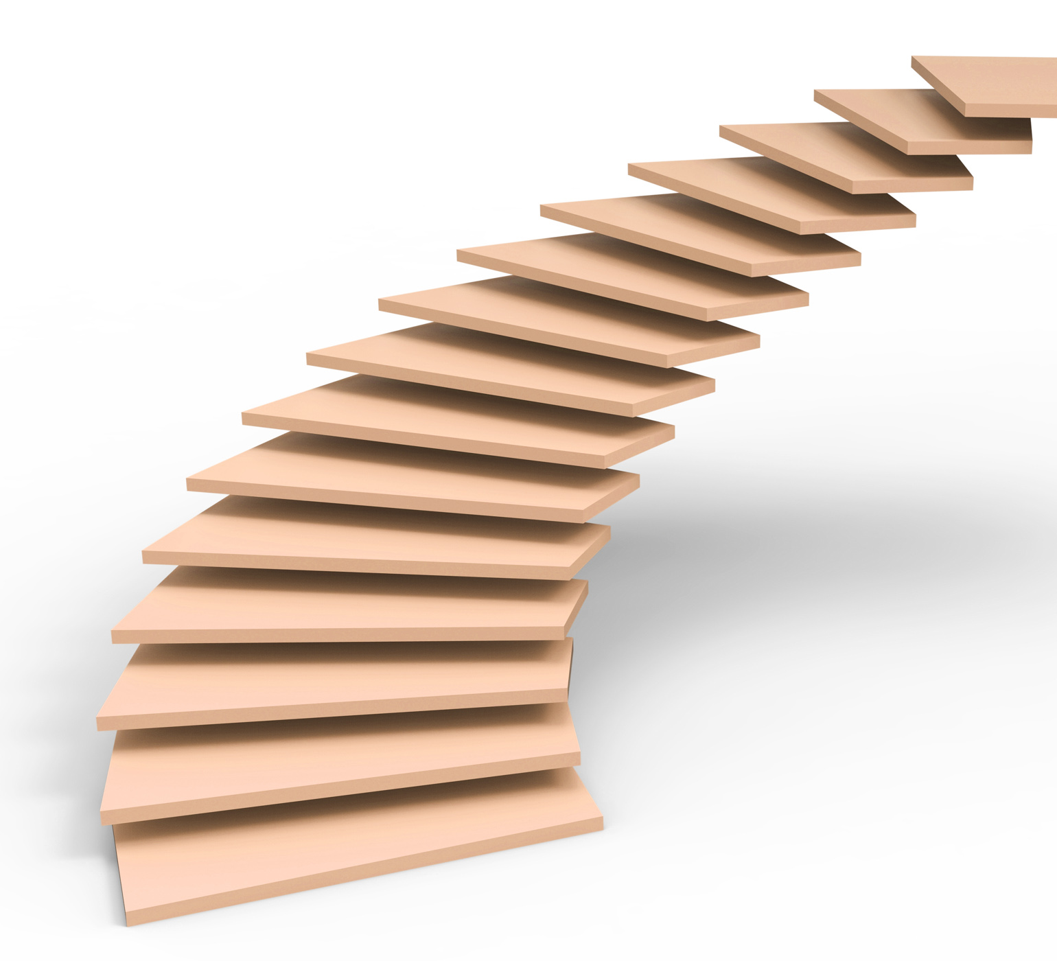 Vision Future Represents Stairs Objectives And Ascending, Aim, Planning, Upwards, Upstairs, HQ Photo