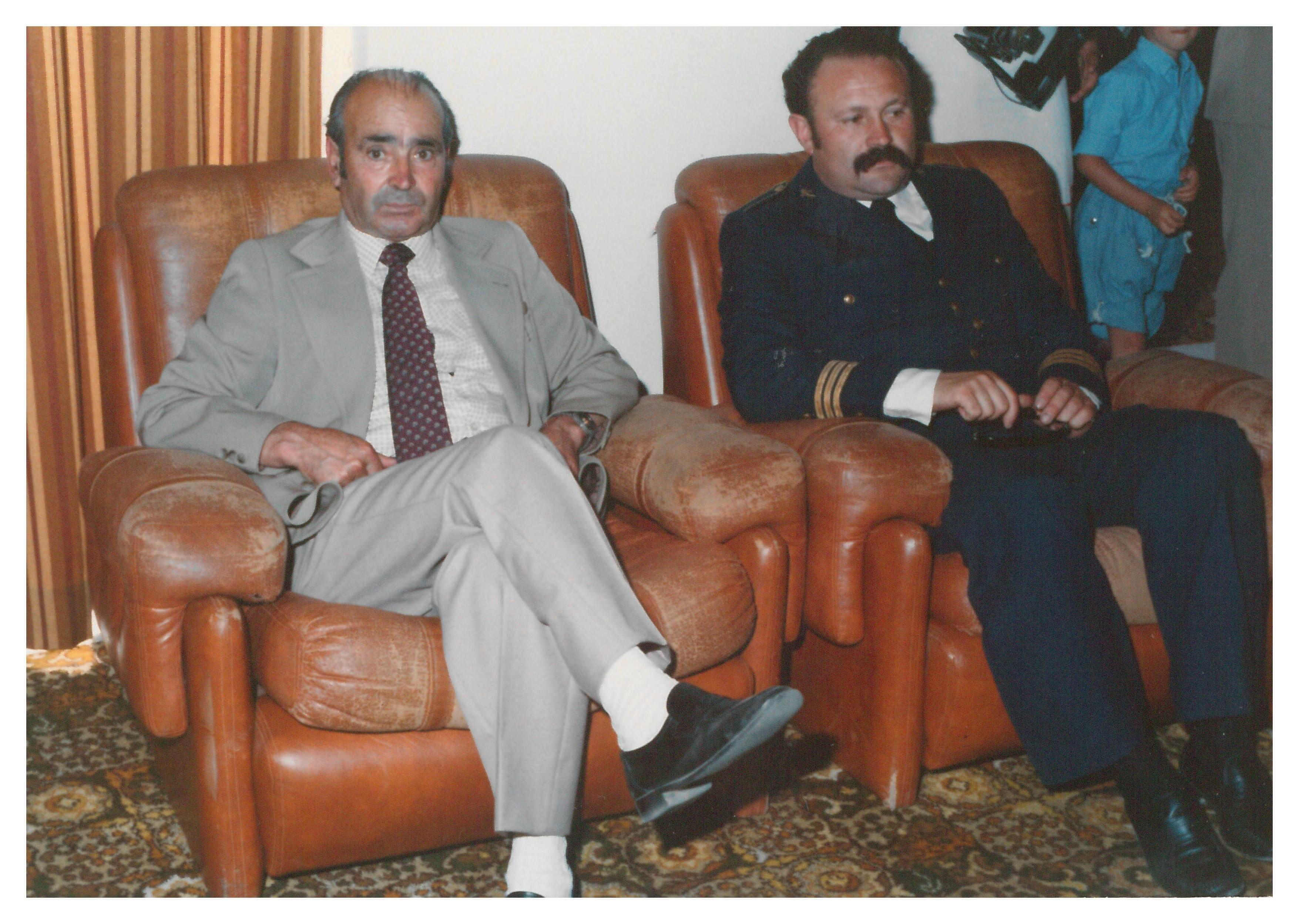 Visita Presidente República Ramalho Eanes 1984 (40), People, Portrait, HQ Photo