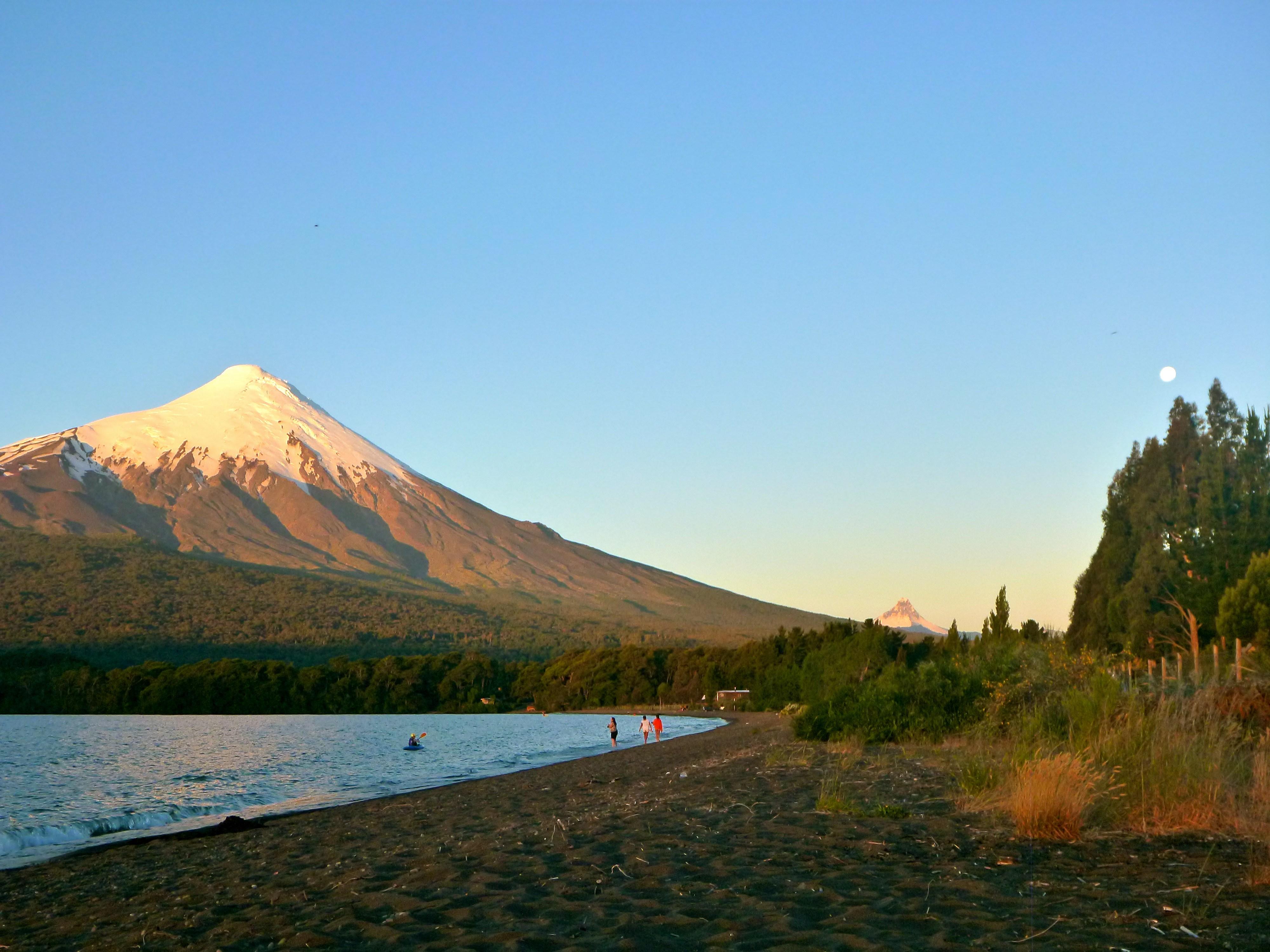 Volcán Osorno (2,652-m) via Southwest Face (Alpine Grade: AD ...