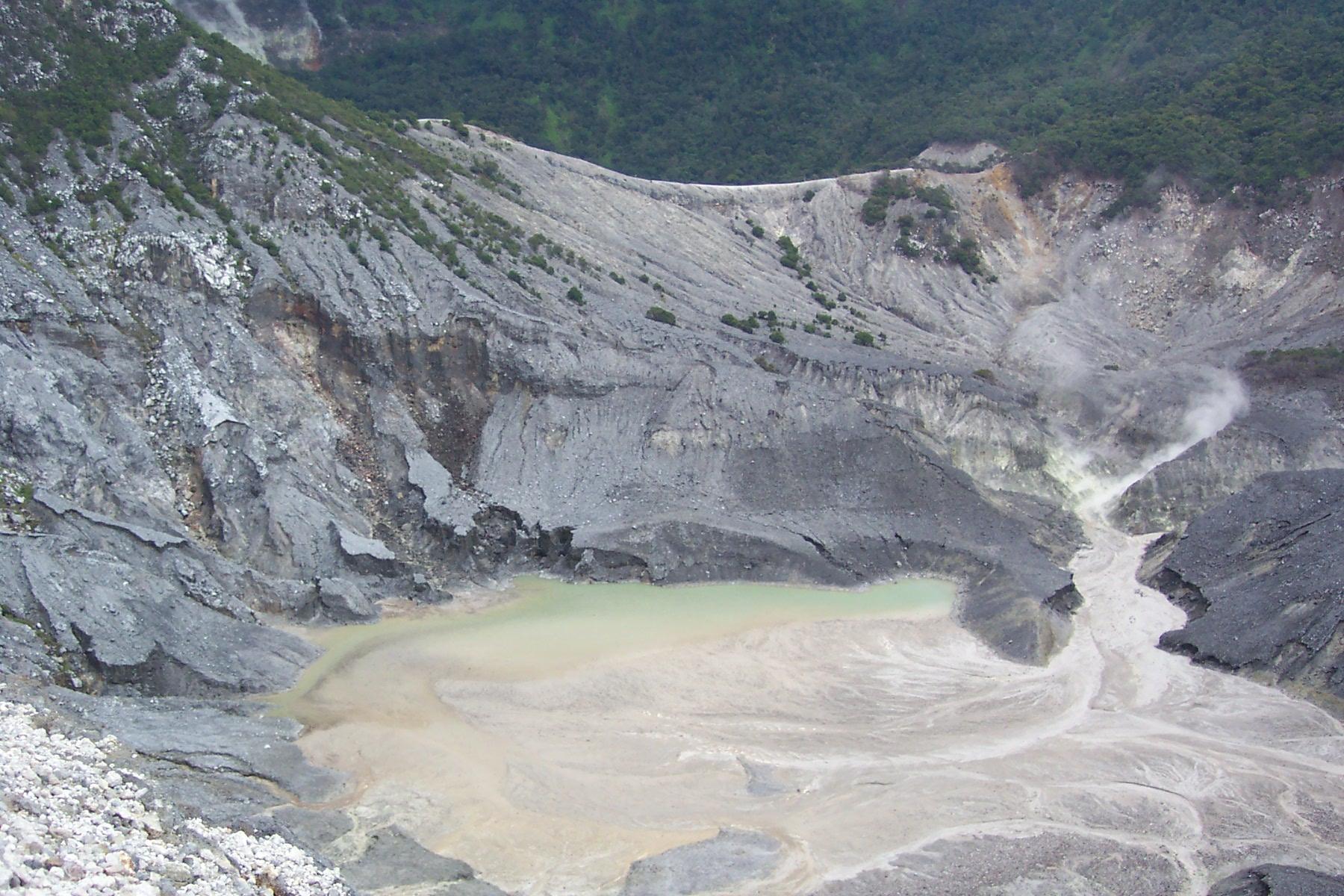 Volcanic Crater, Cliffs, Crater, Landscape, Mount, HQ Photo