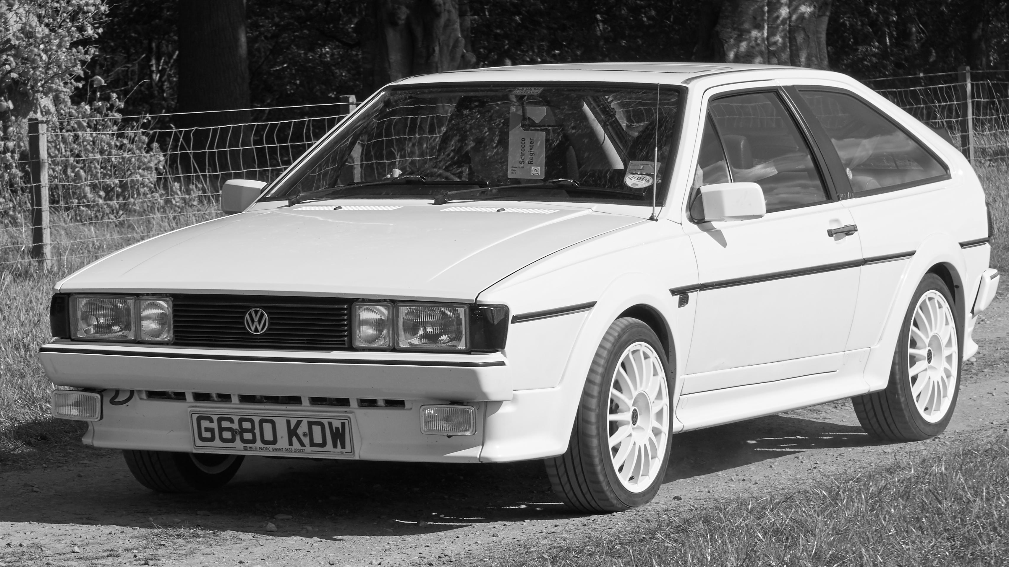 Volkswagen scirocco type 2 photo