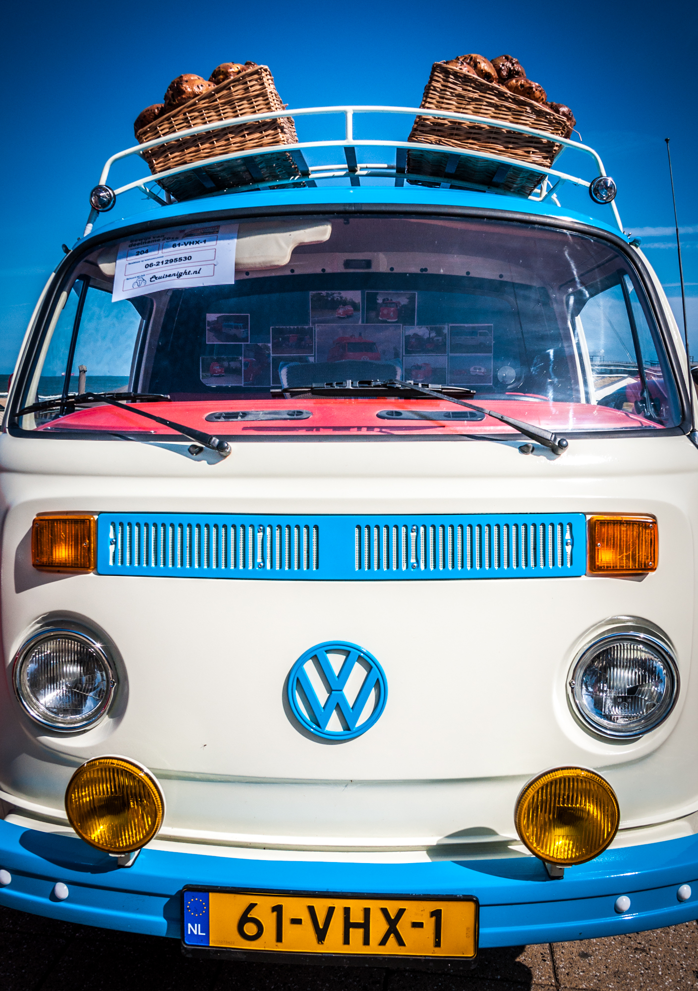 Volkswagen van photo