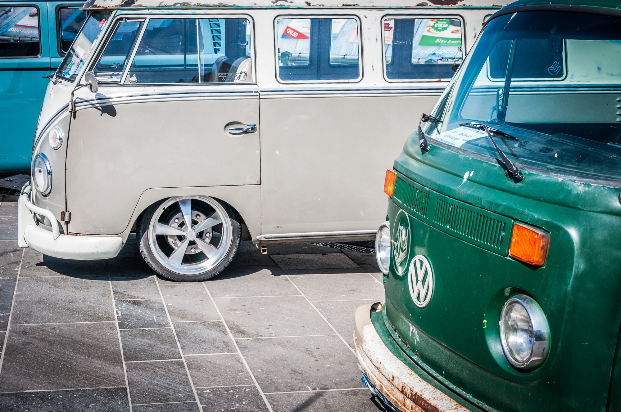 Volkswagen vans photo