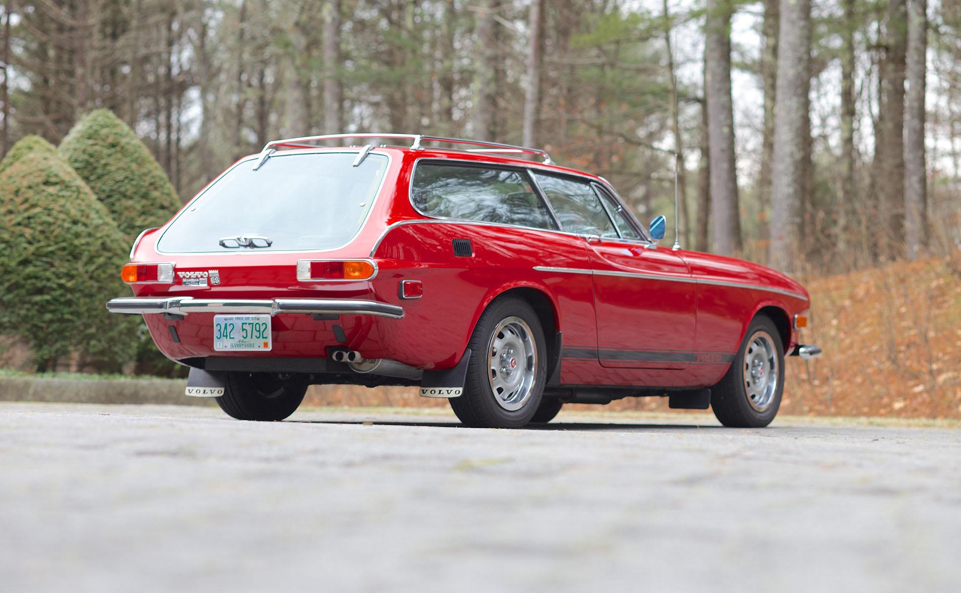 Volvo 1800ES 1973 - SPRZEDANE - Giełda klasyków