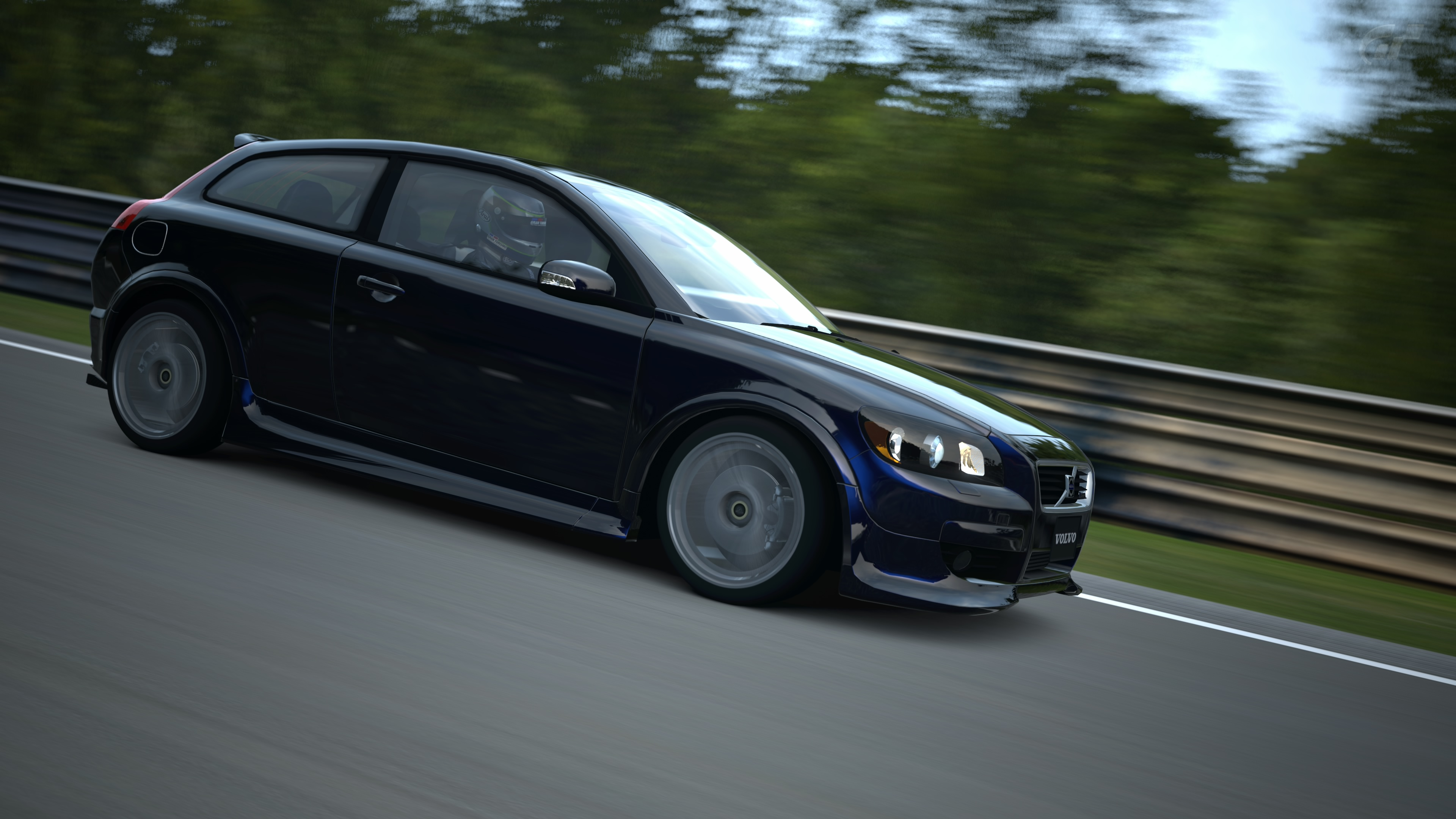 Volvo c30 r design 10 photo