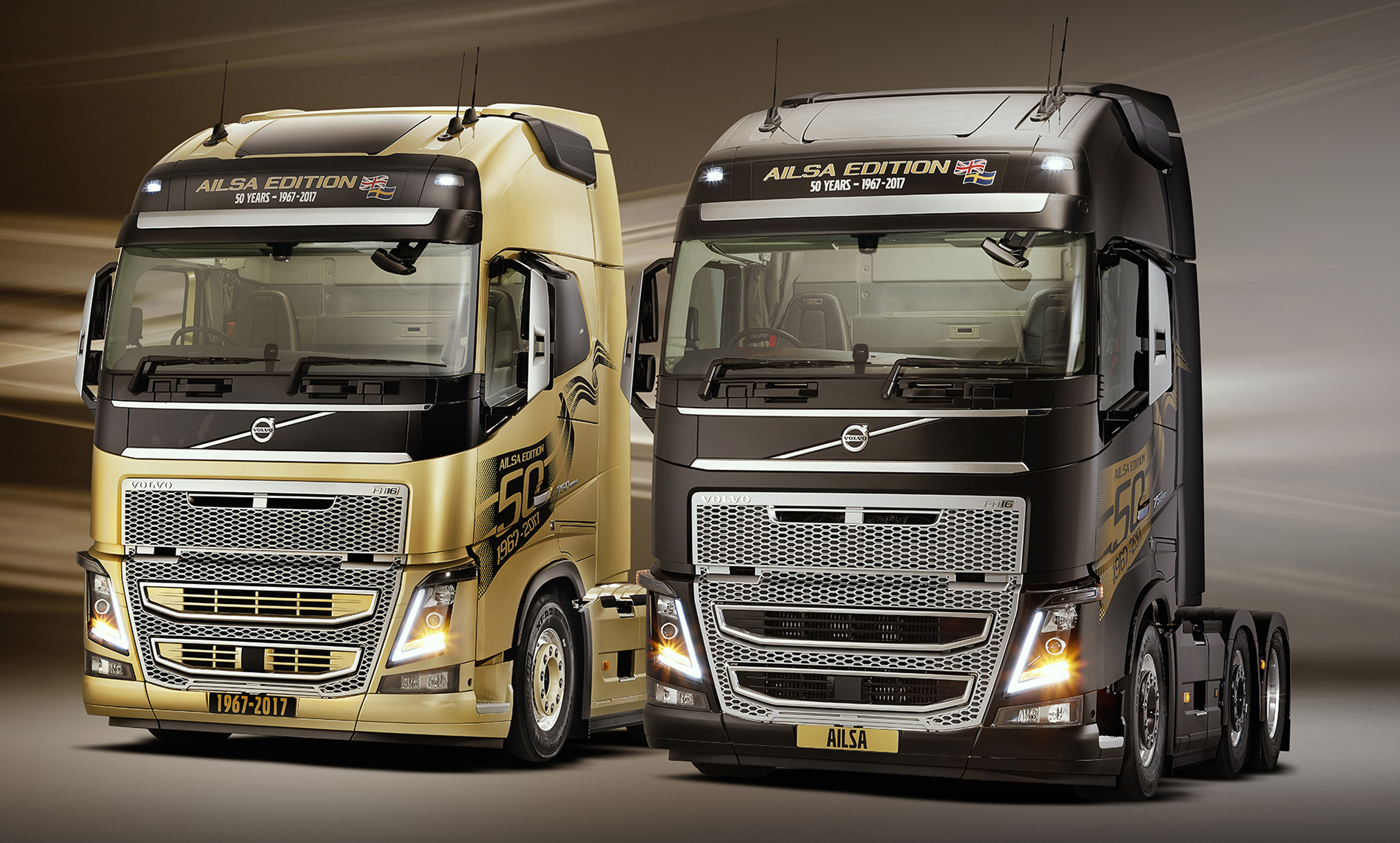 Volvo Trucks Announce the 'Ailsa' Limited Edition | Commercial ...