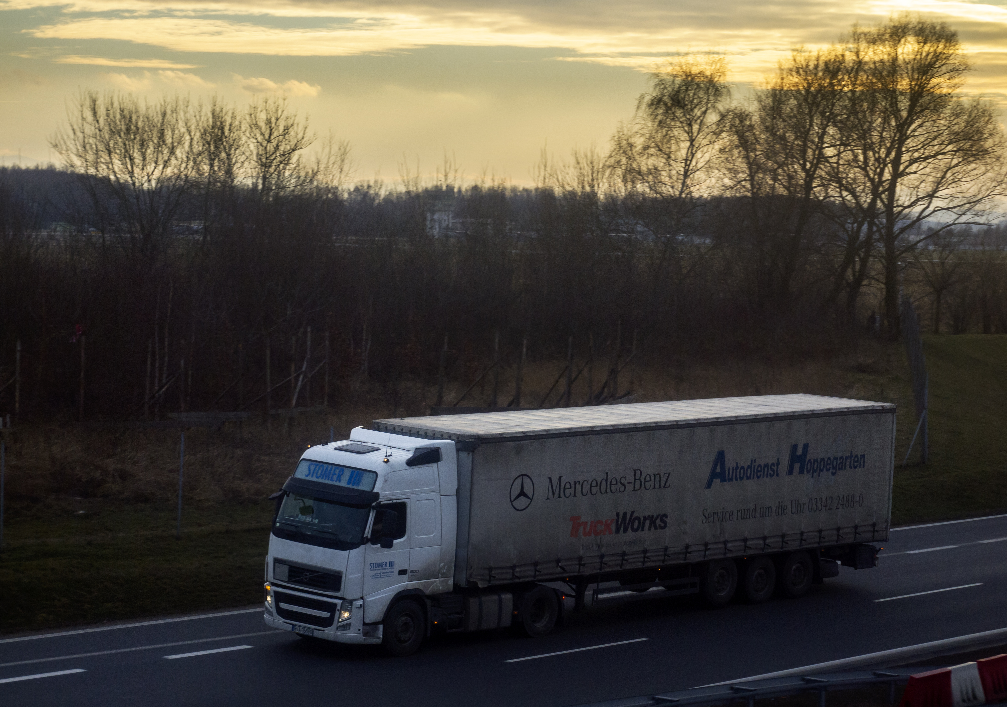 Volvo truck, Car, Forwarding, Freight, Goods, HQ Photo