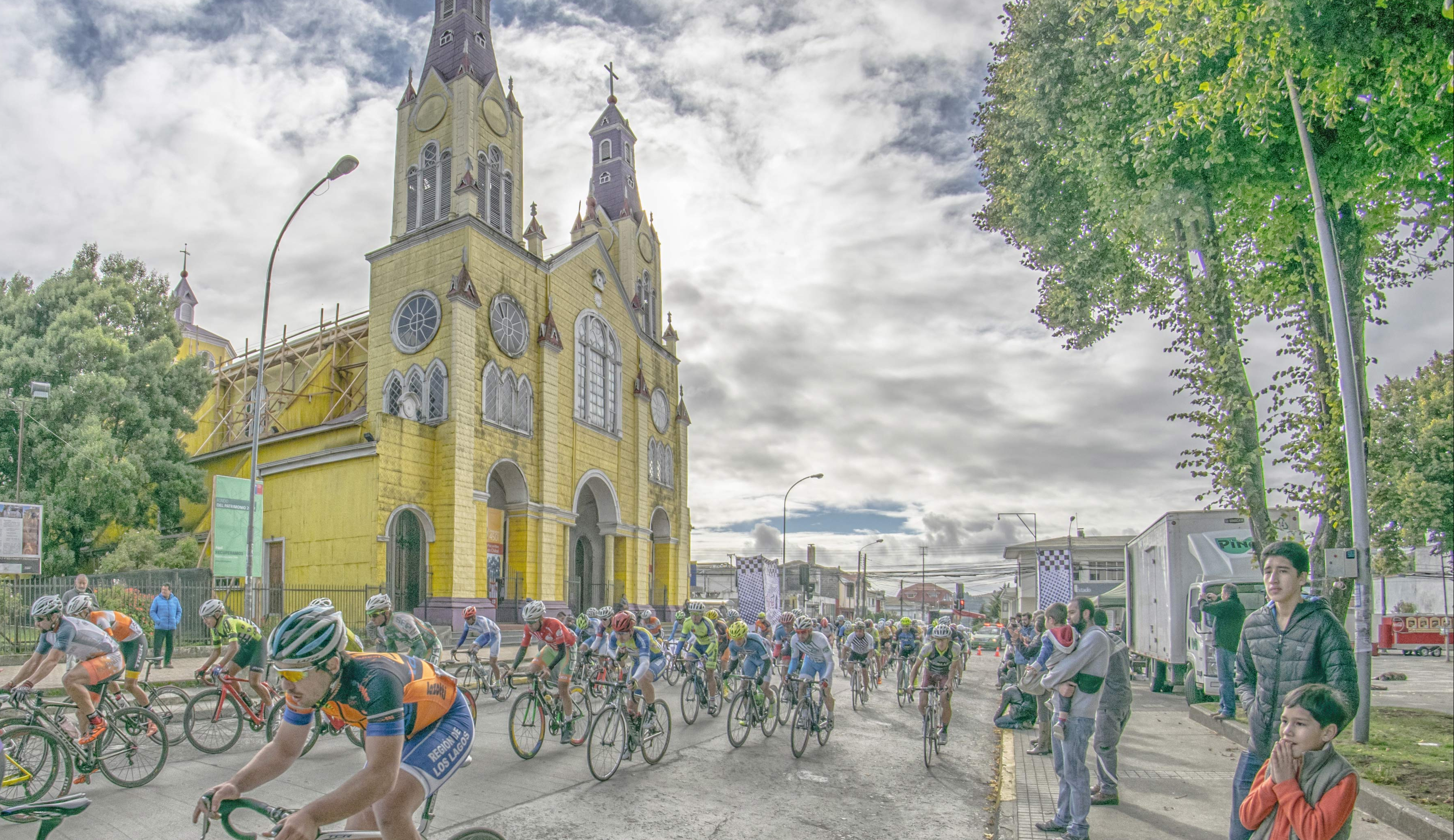 Vuelta ciclista a chiloÉ 2018 photo